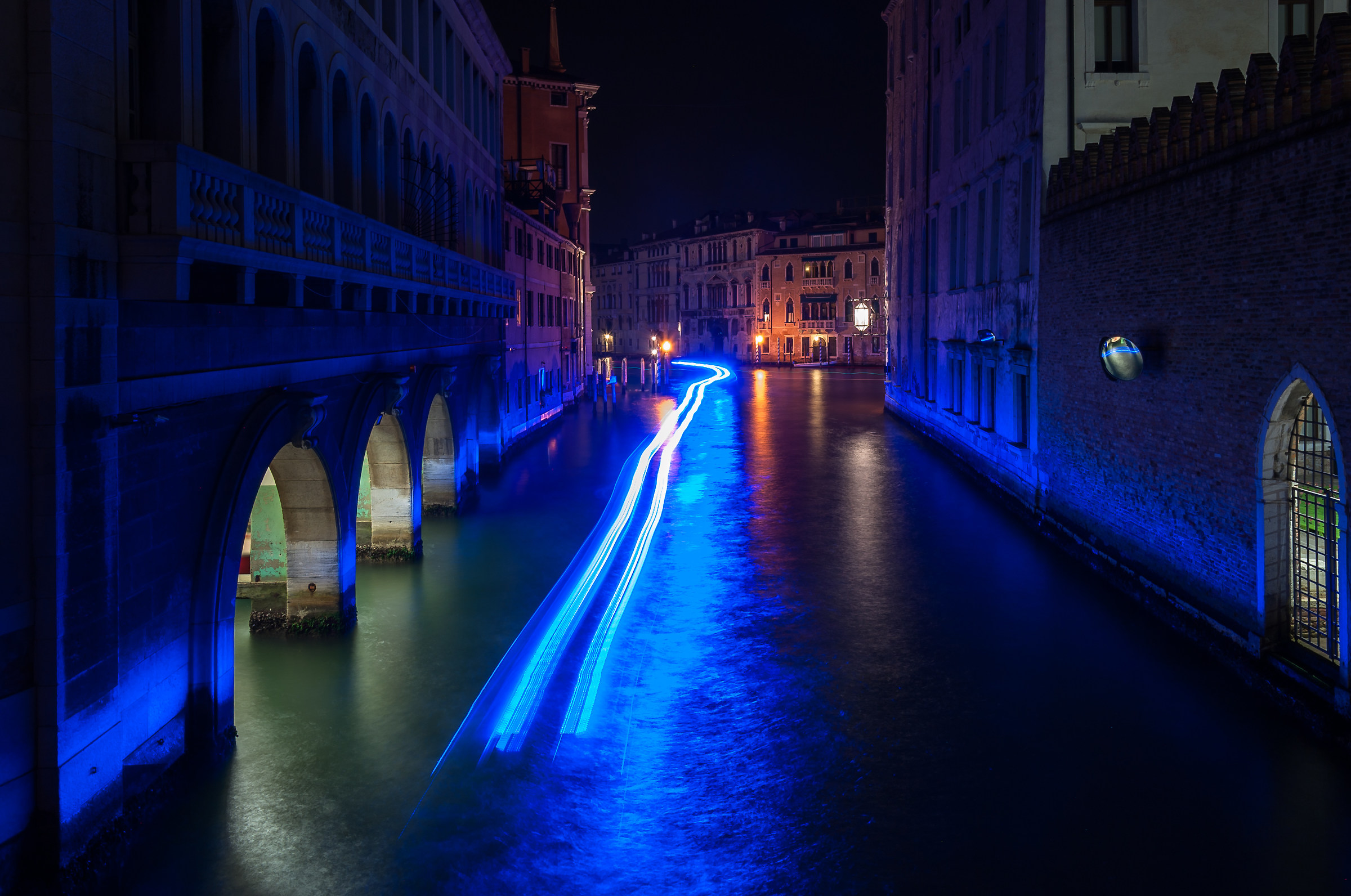 Il misterioso passaggio degli UFO a Venezia........