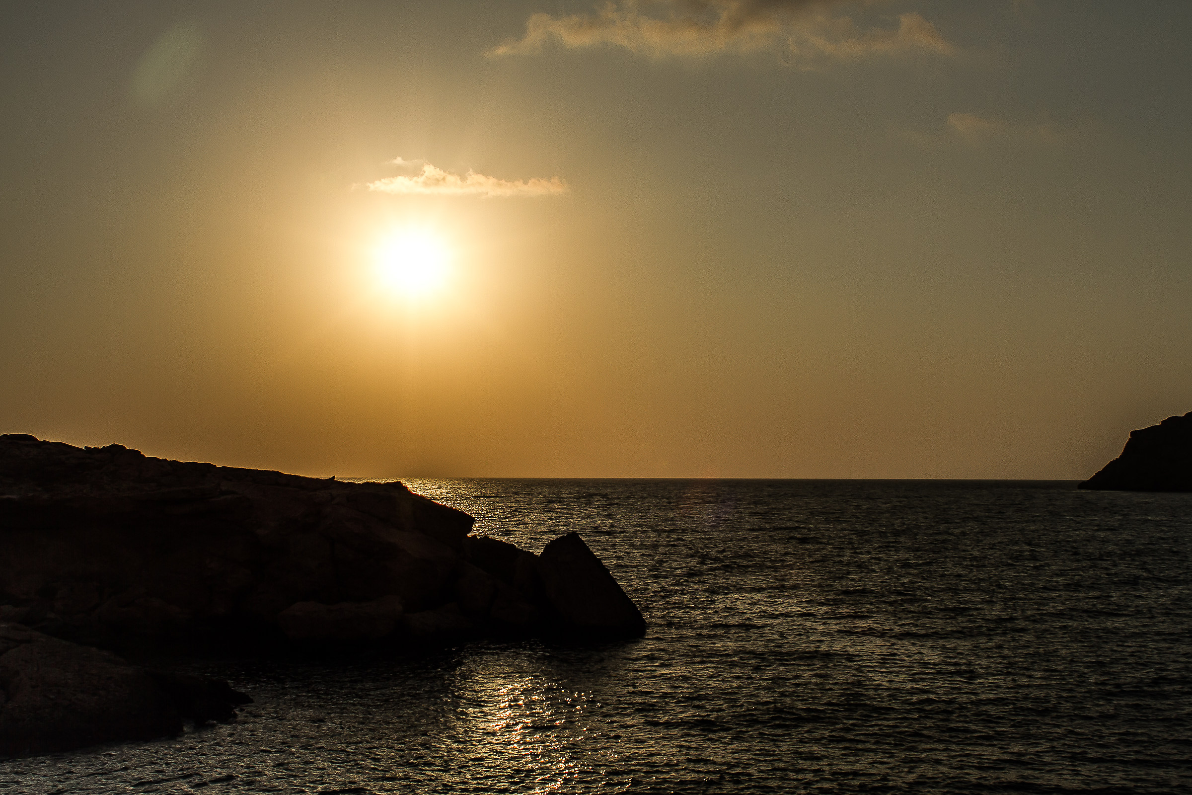 Sunset Lefkos...