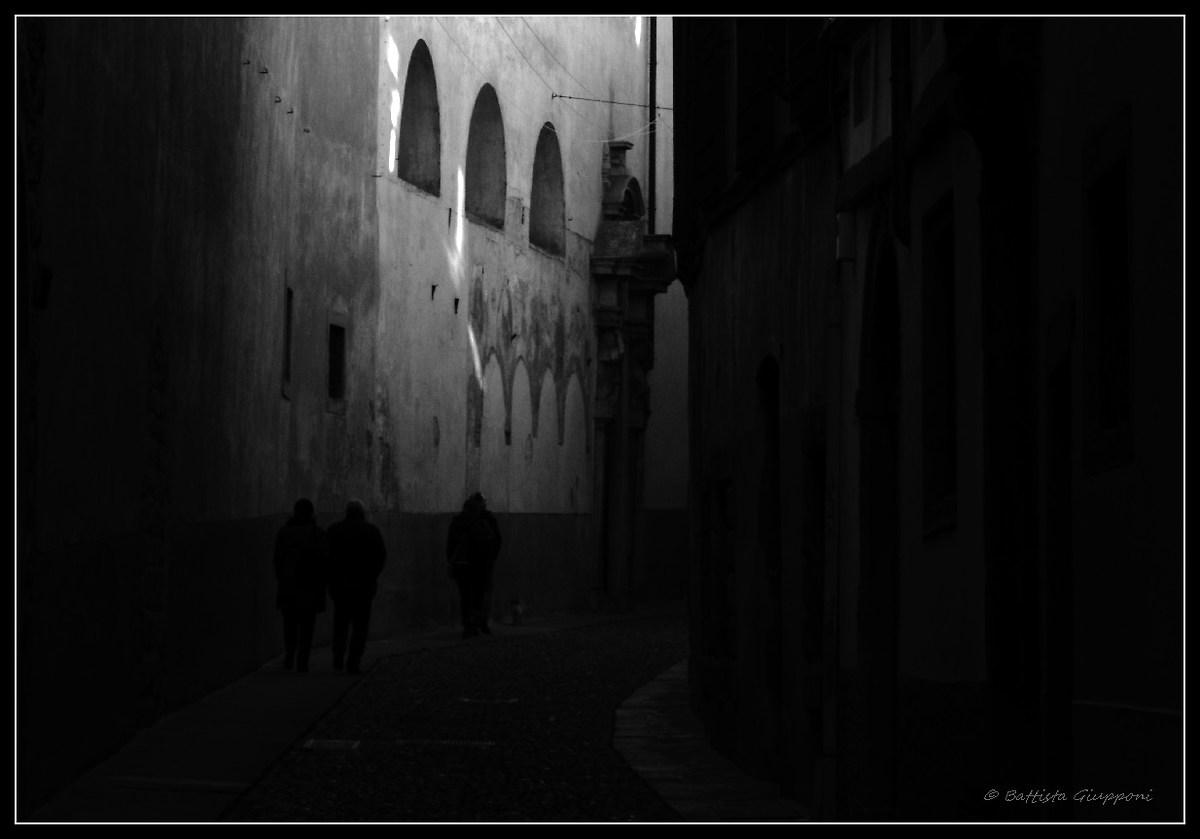The Dark Side - Upper Town - Bergamo...