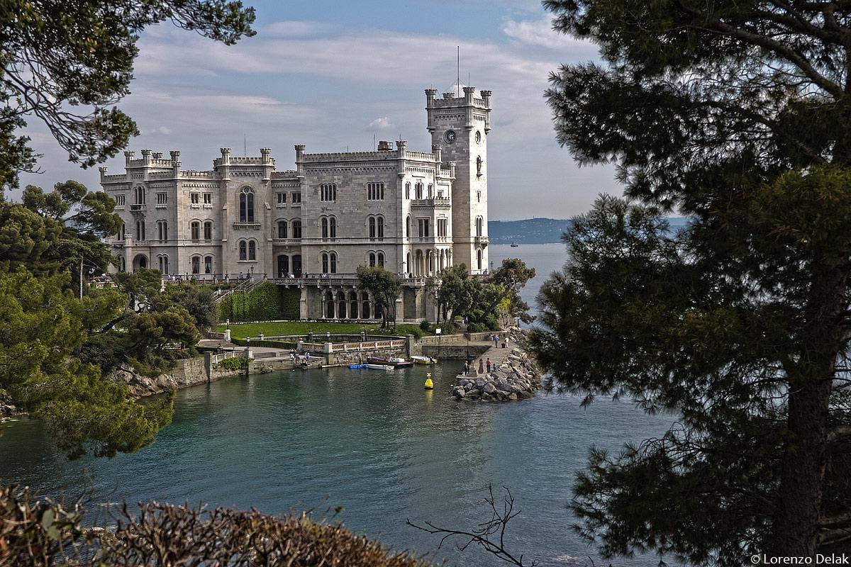 Miramare Castle...