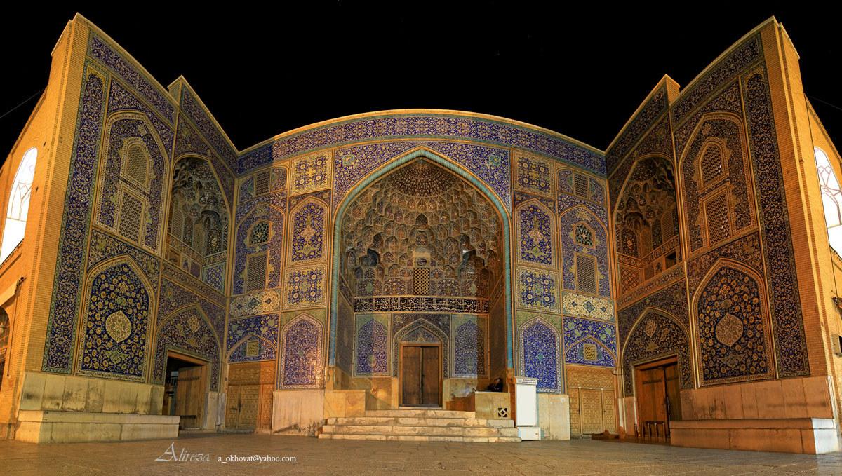 Sheikh Lotfollah Mosque...