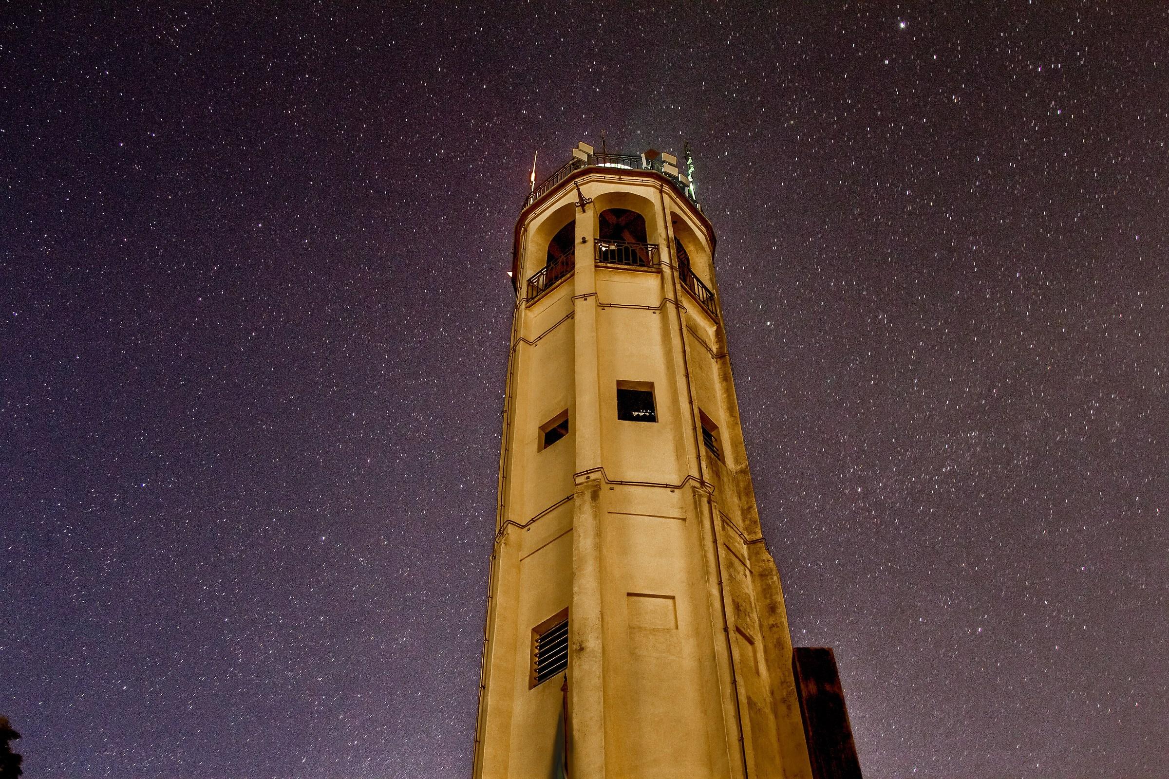 Lighthouse Brunate...