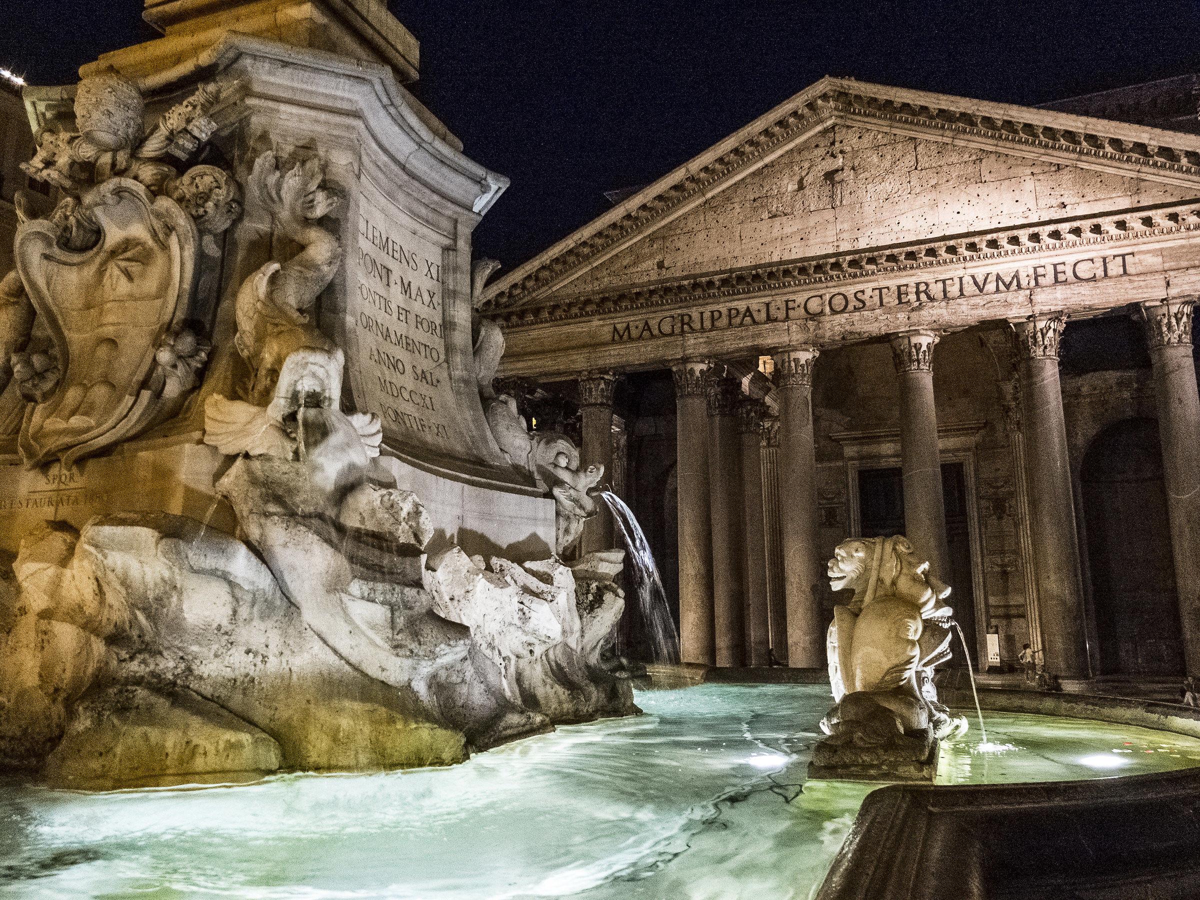 Pantheon...