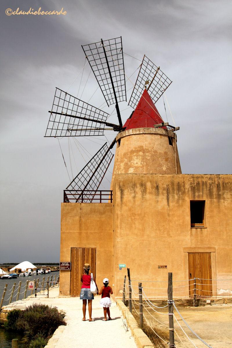 Against Windmills...