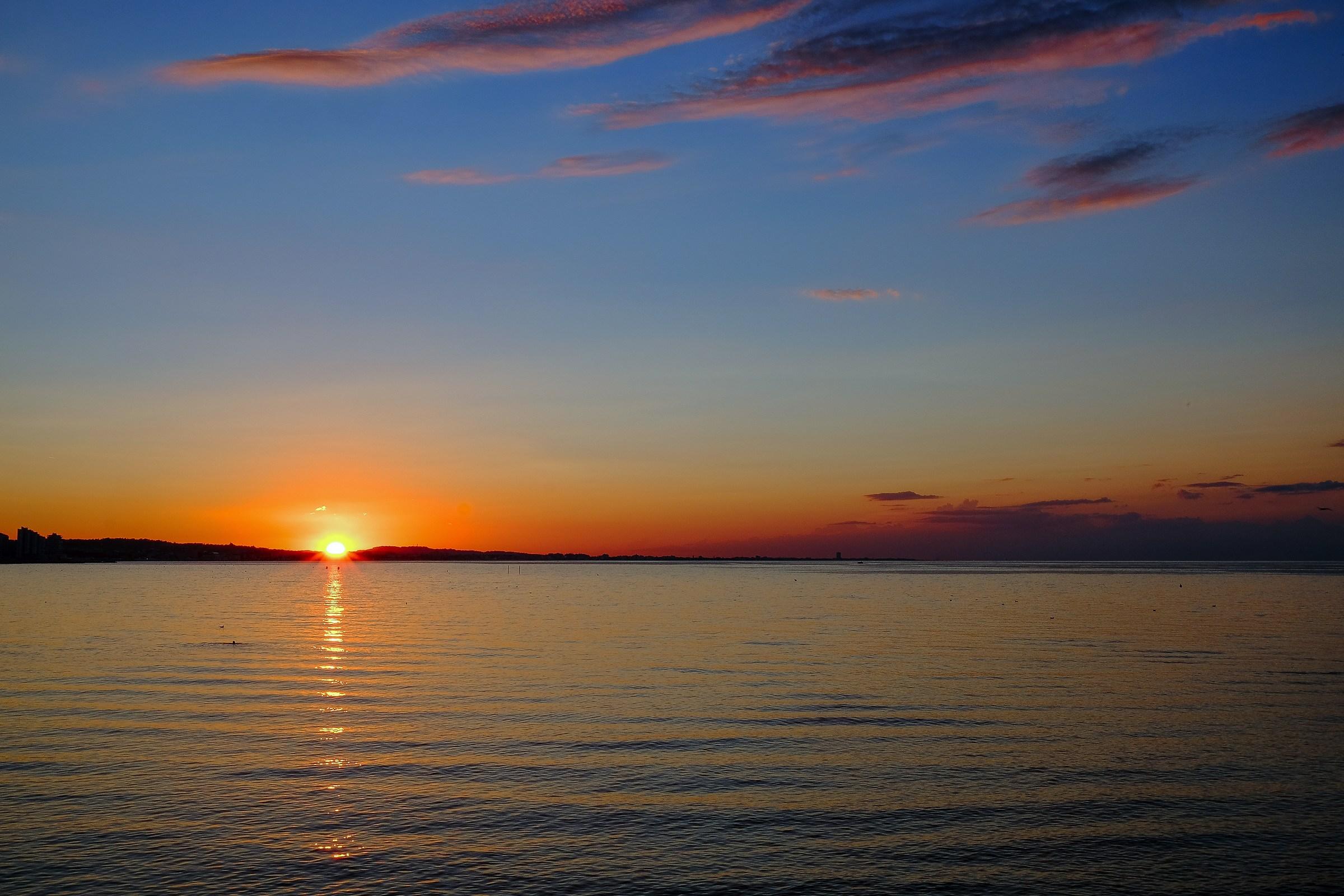 Colori di un tramonto...