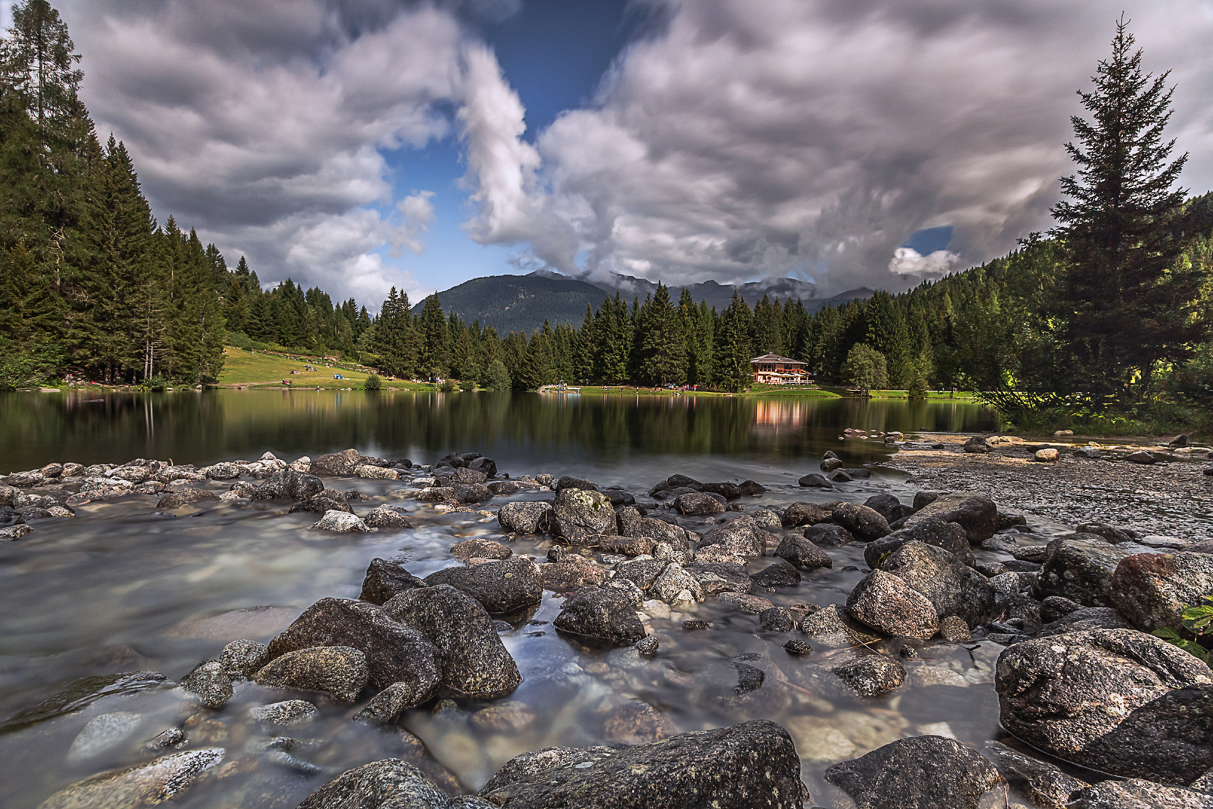 Lago dei Caprioli...