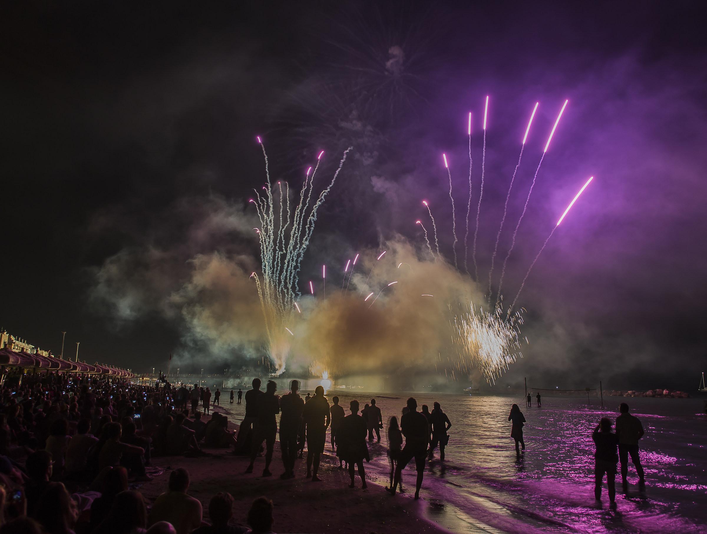 Fires in Francavilla al Mare (2)...