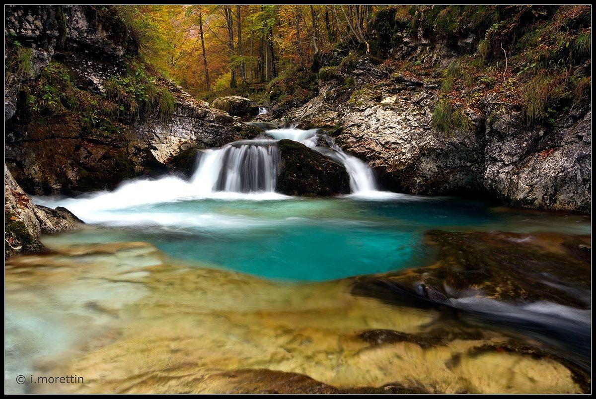 Autumn sull'Arzino...