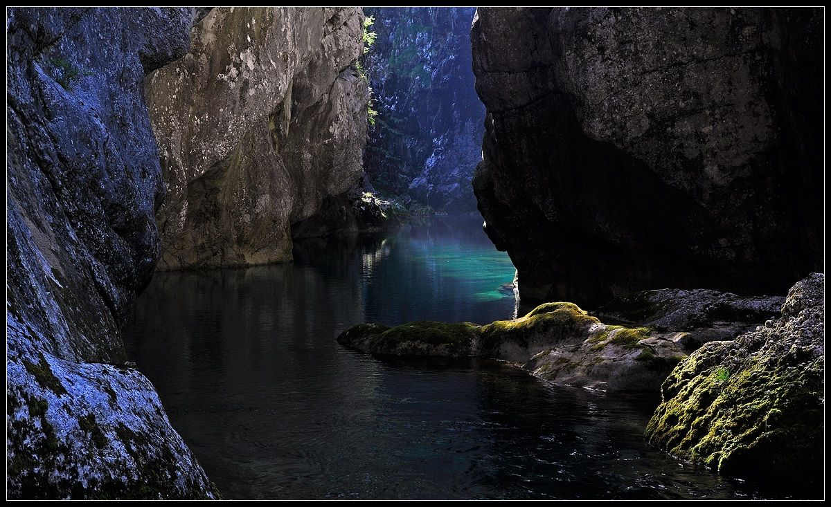 Gorge of Cellina...