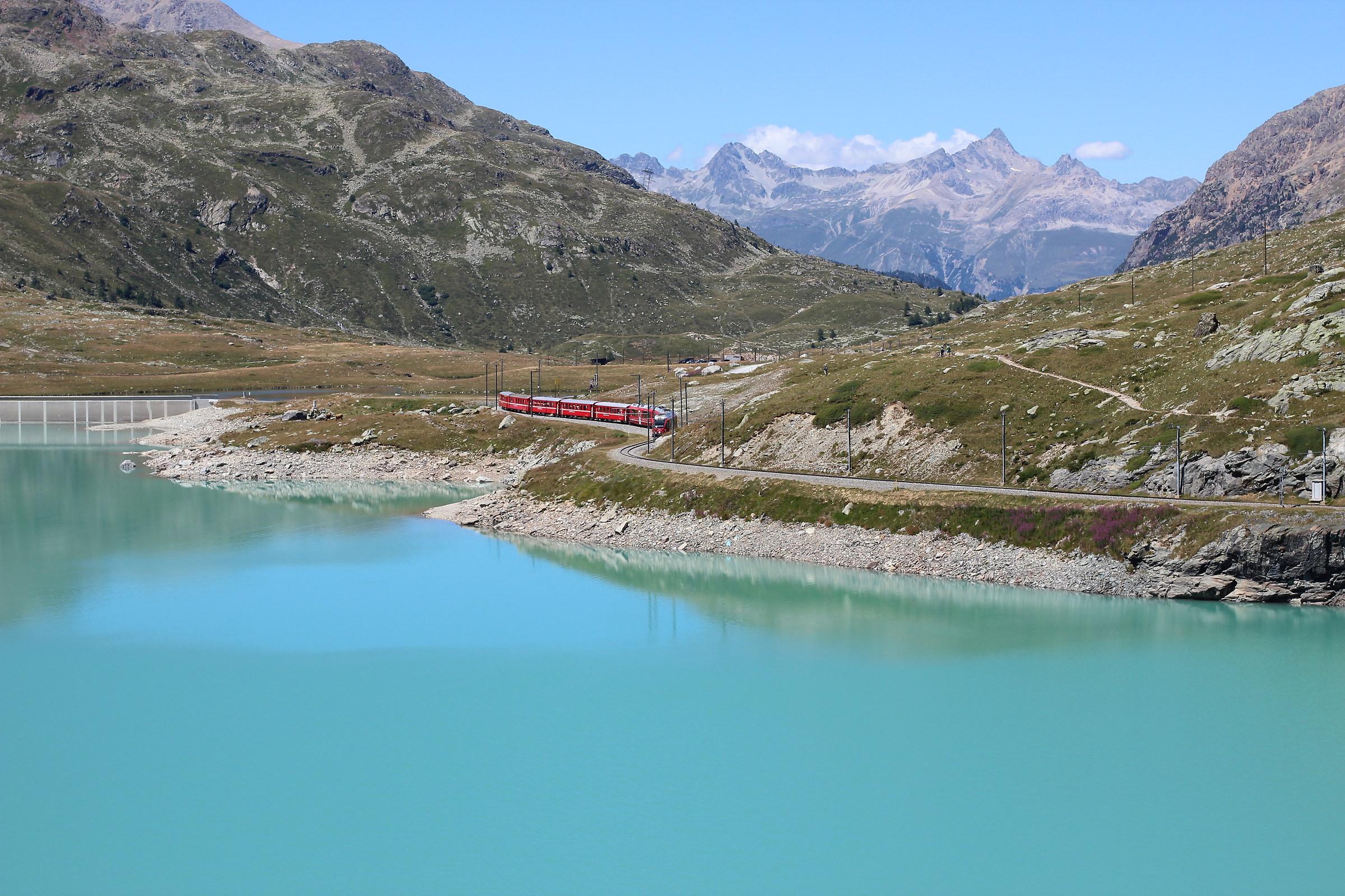 White Lake, Bernina...