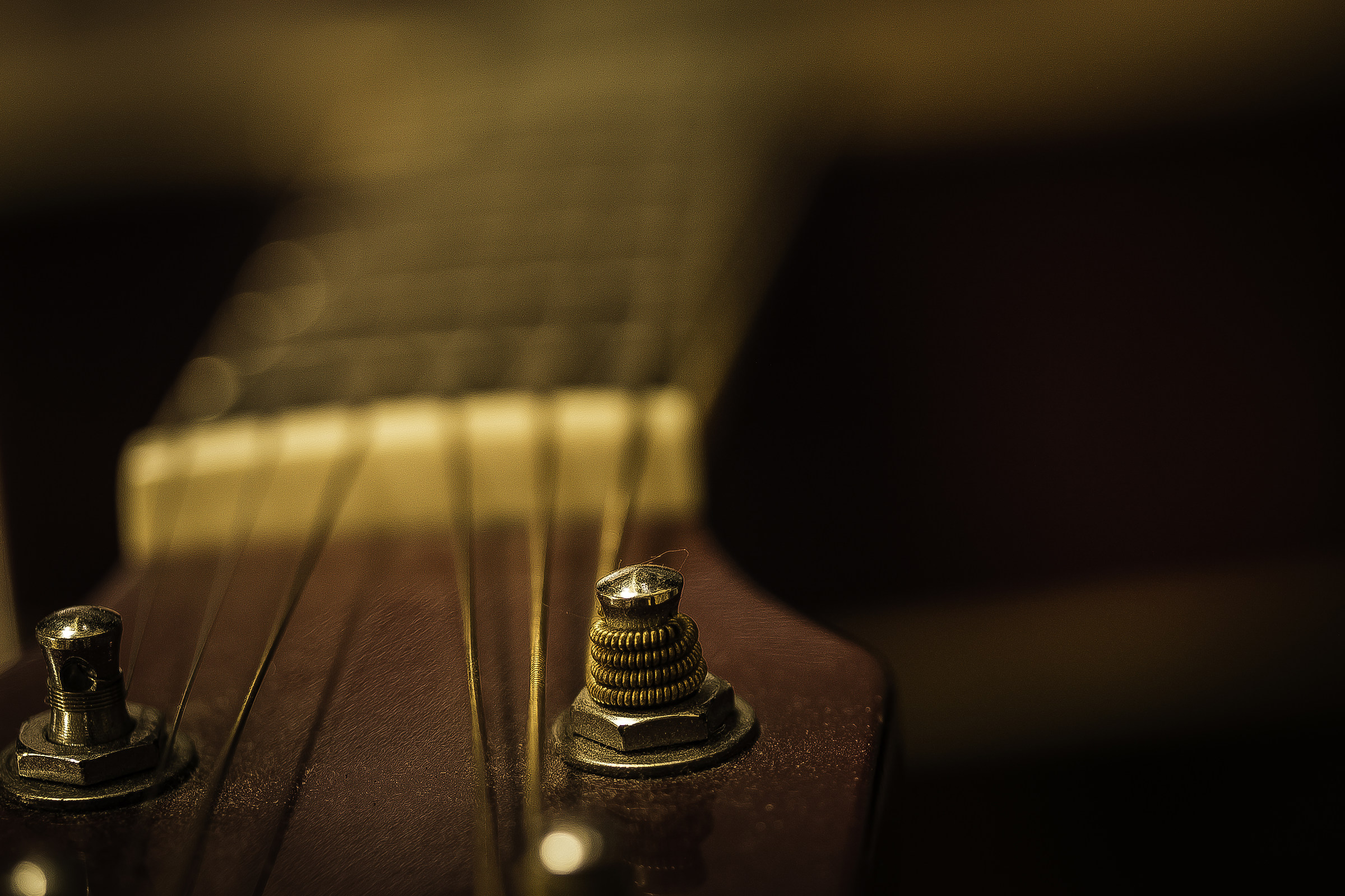 The guitar poetry...