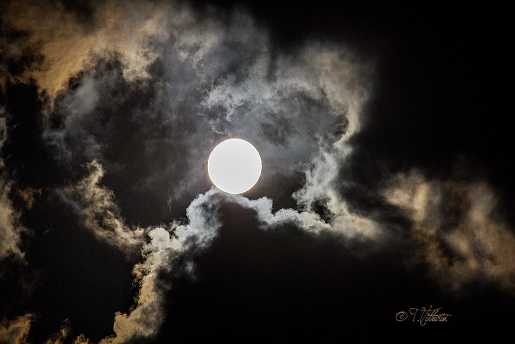 Full moon of August 2015...