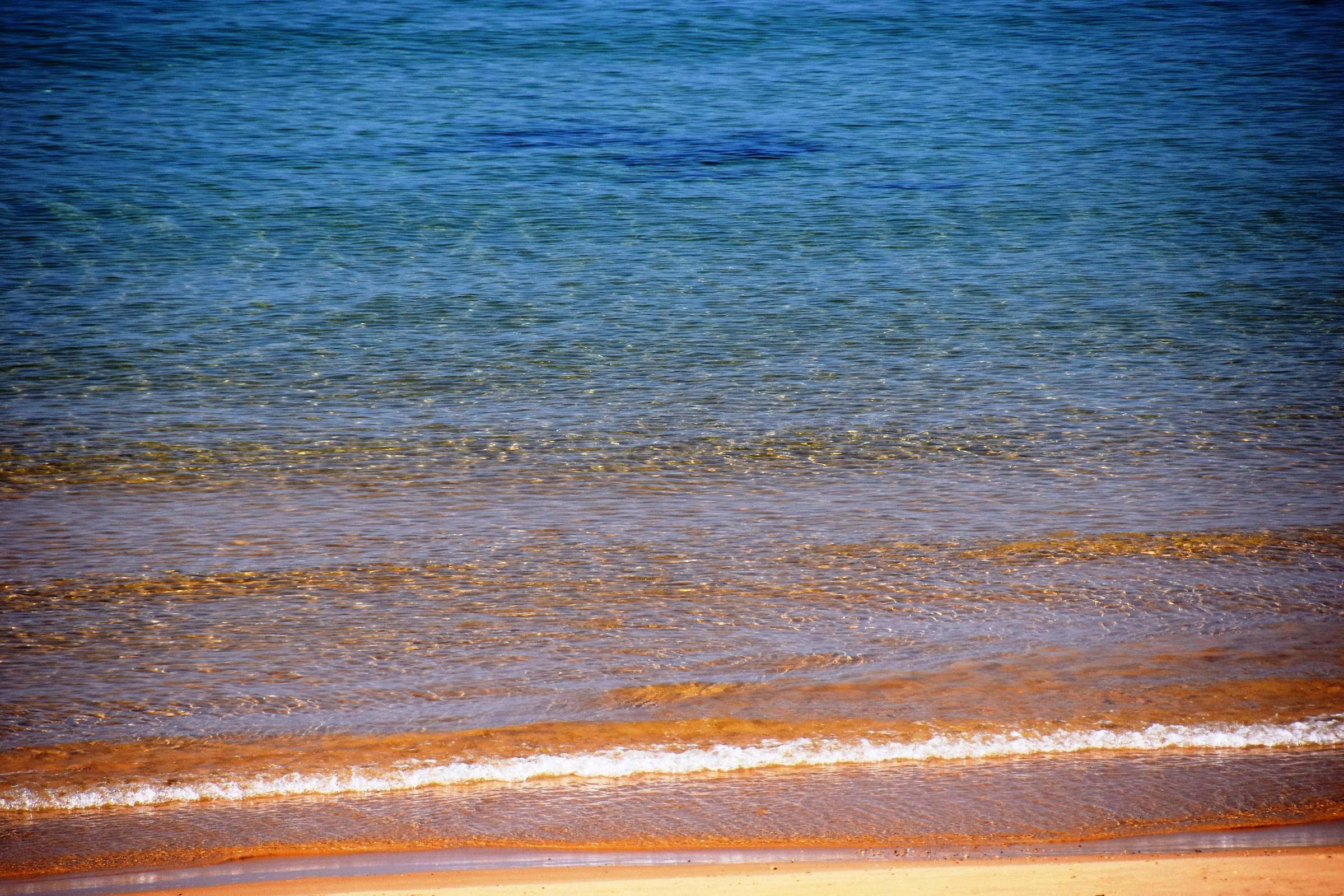 Sicilian sea...