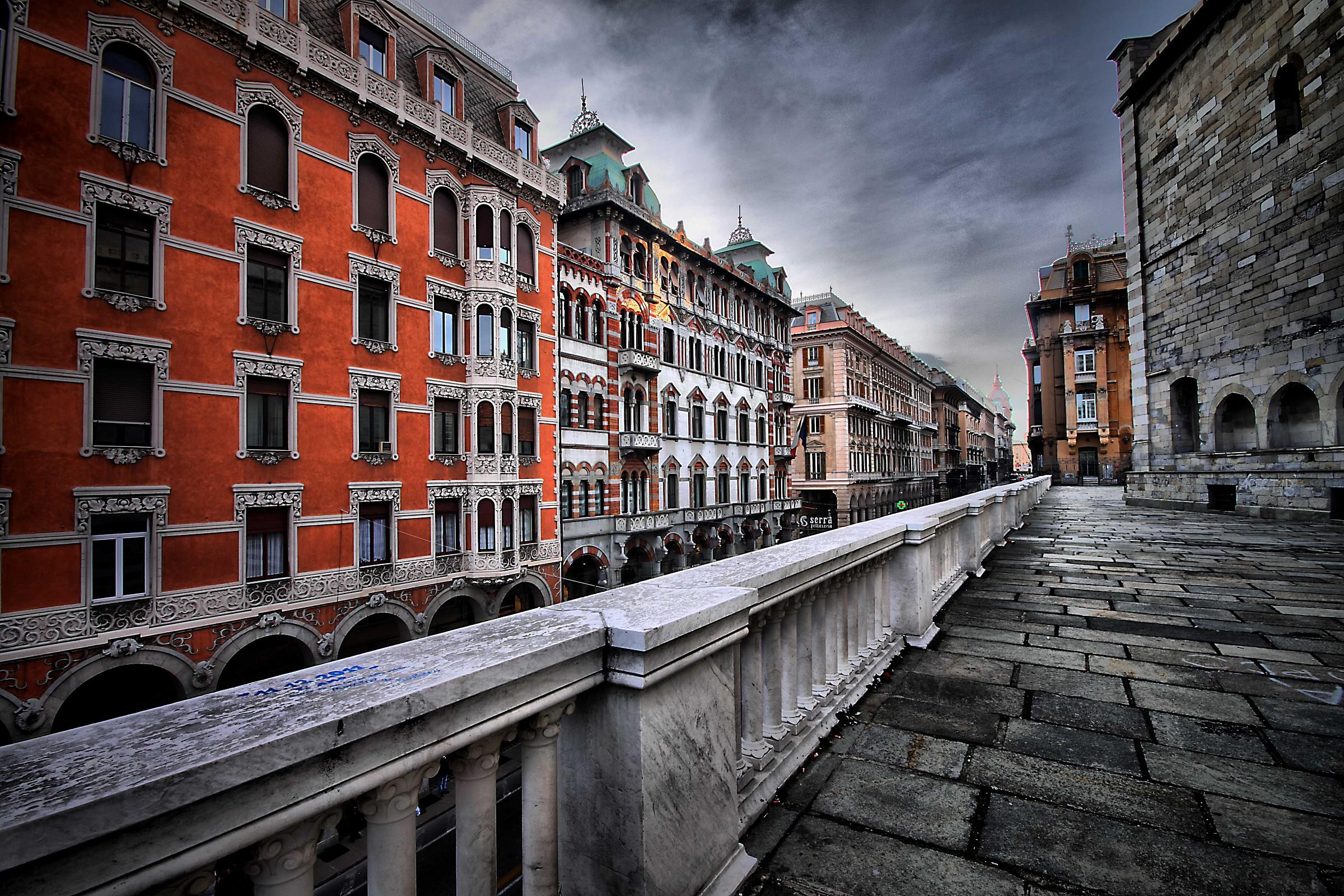 Genoa - Portoria...
