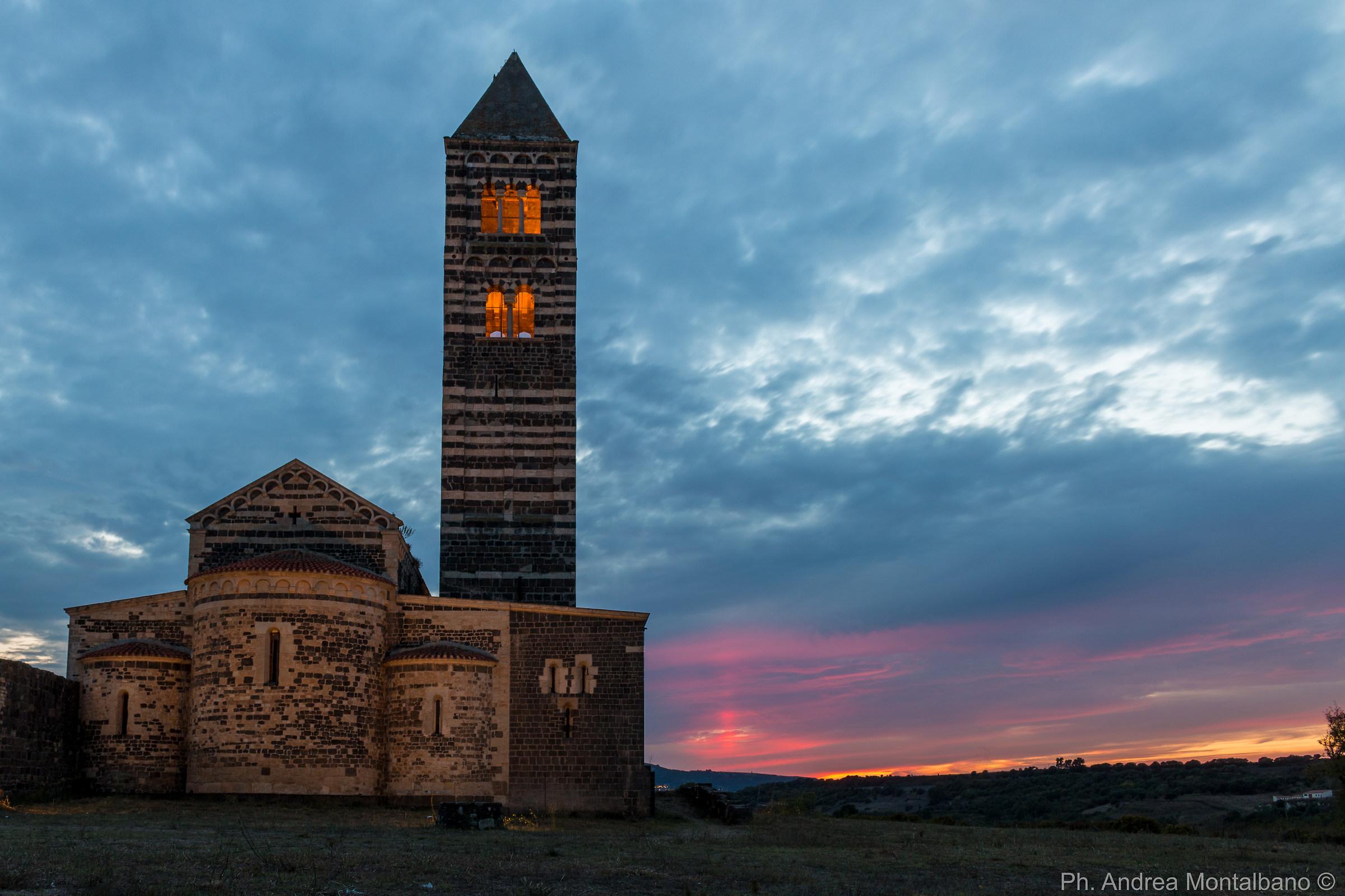 Church of Saccargia...