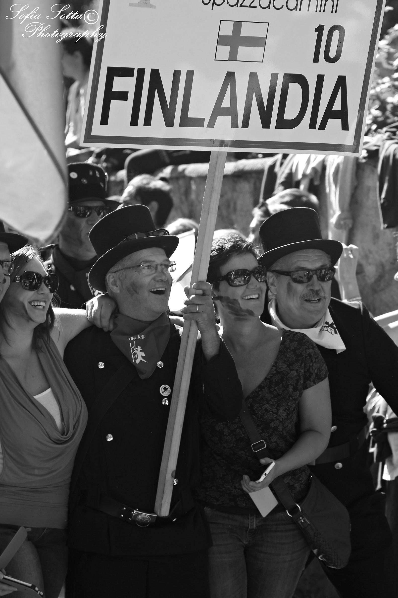 Finlandia...