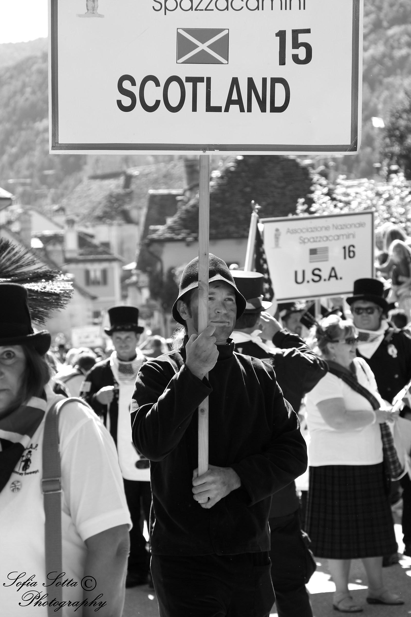 Scozia...
