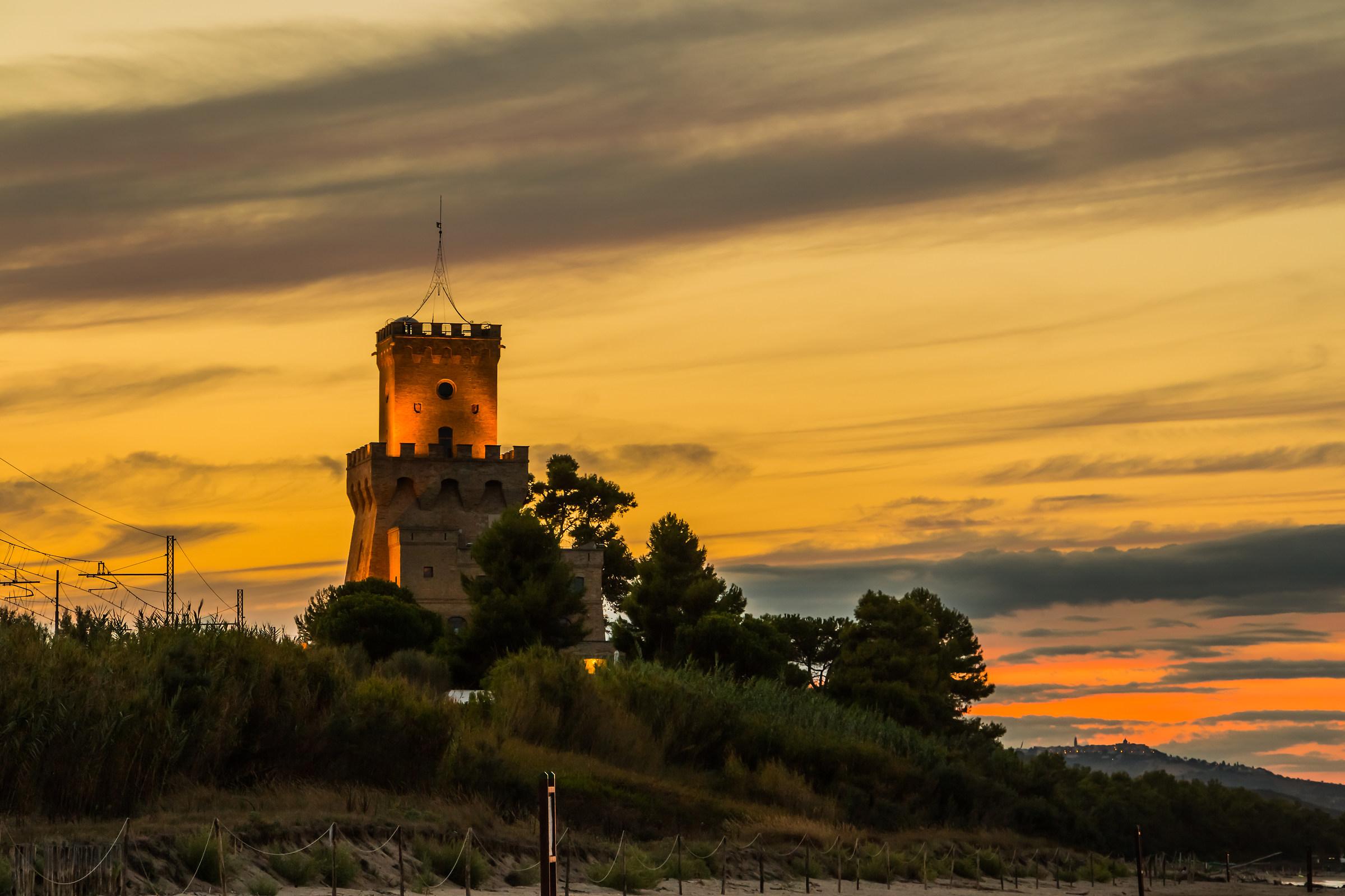 Tower of Cerrano...