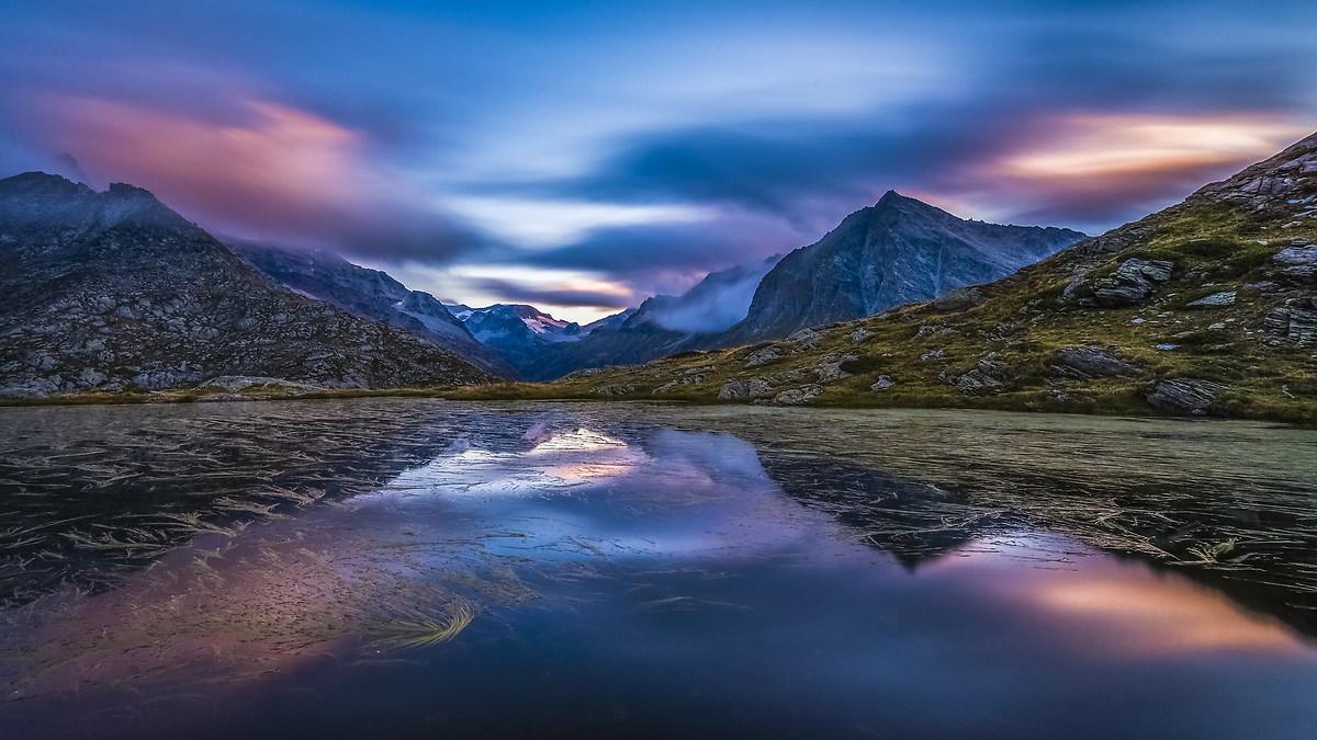 Lacs Perrin - Col du Petit Mont Cenis...