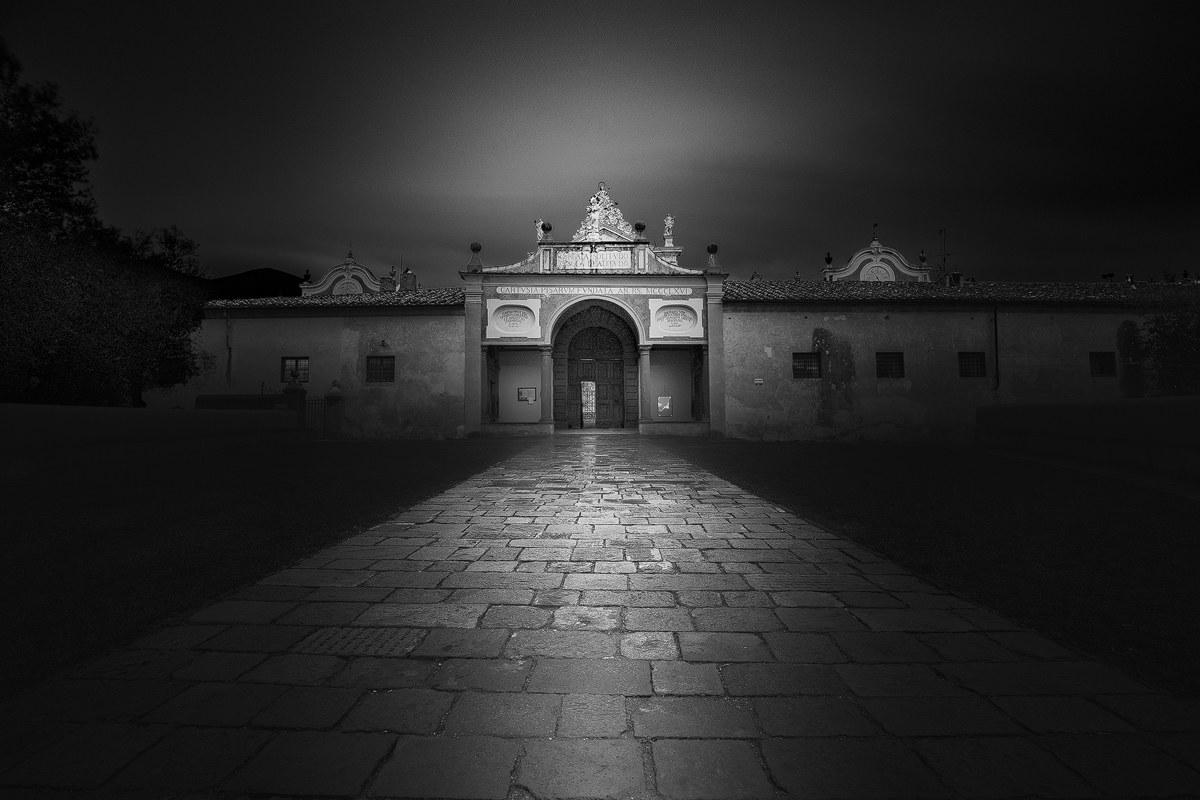 The Charterhouse of Calci ad1366...