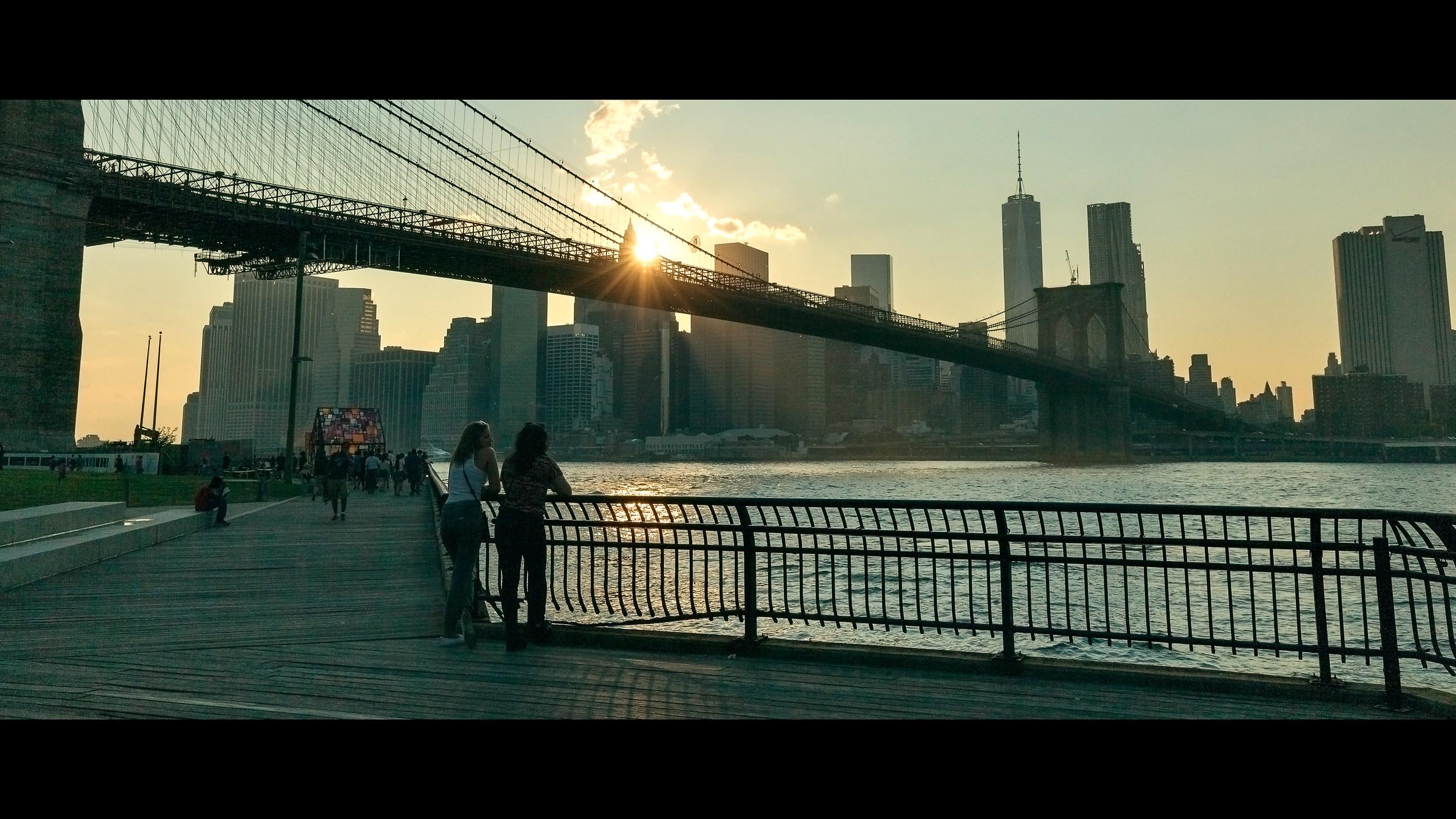 Brooklyn's Sunset...