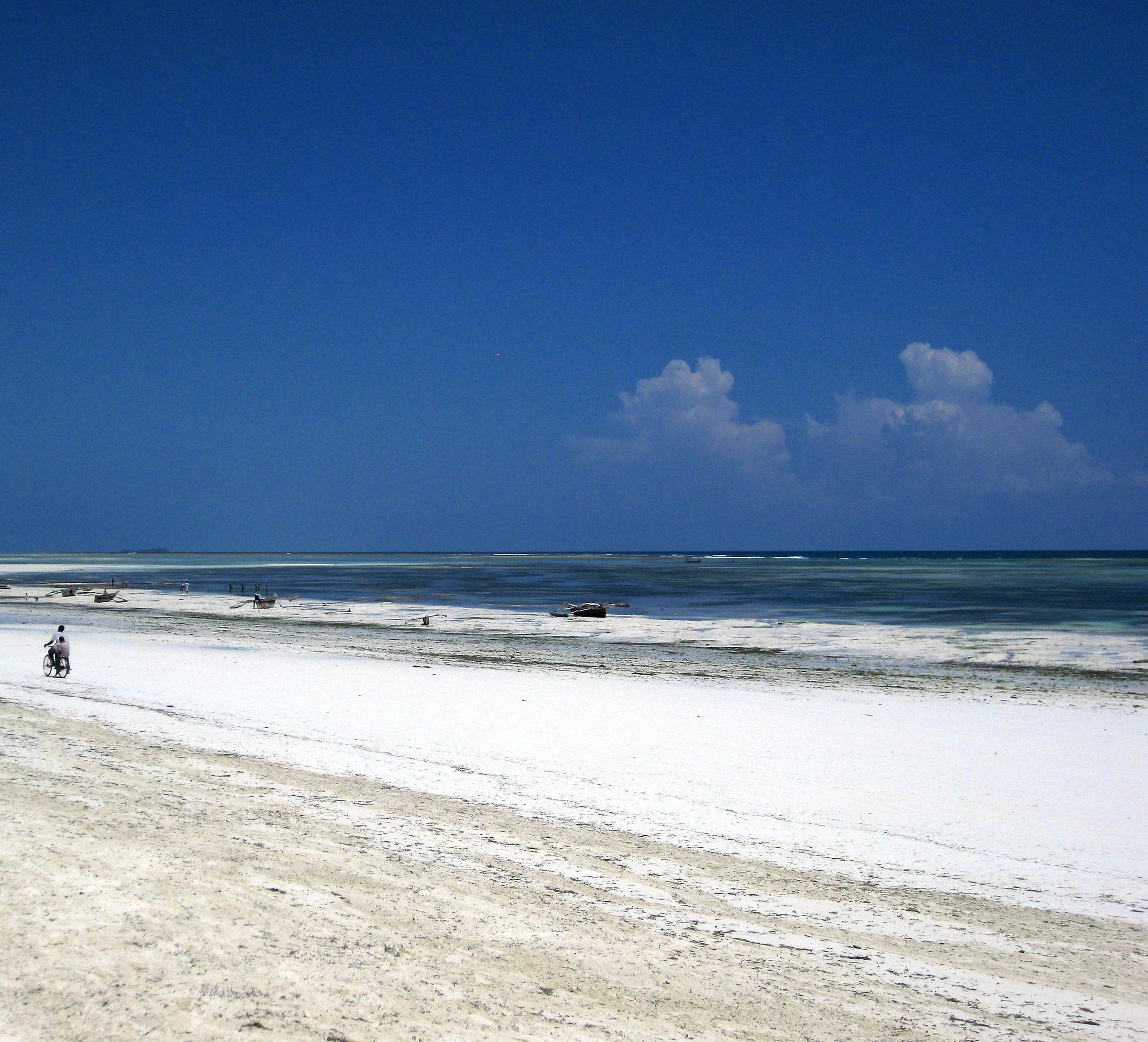 Spiaggia...