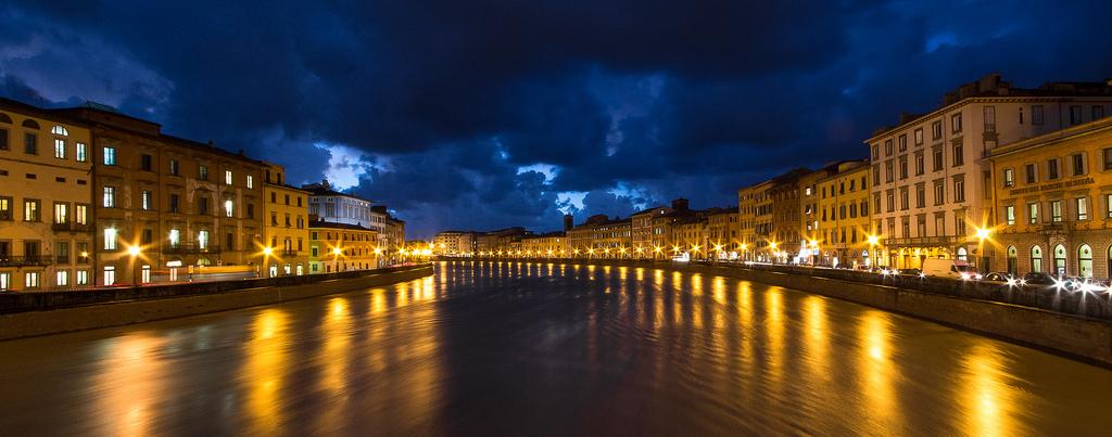 Gold Pisa...