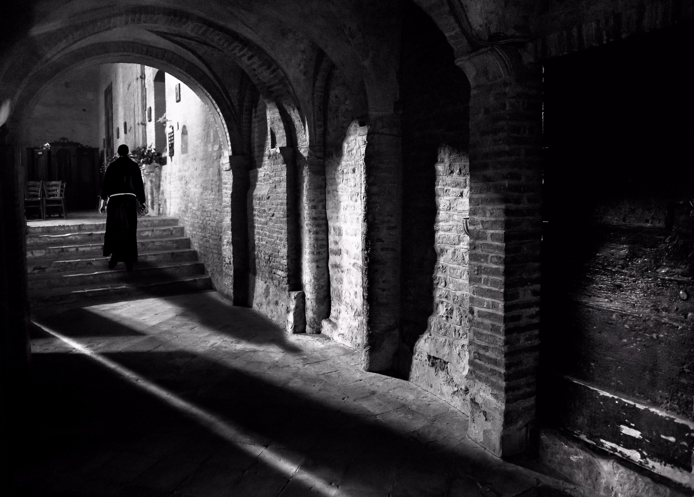 The Crypt...