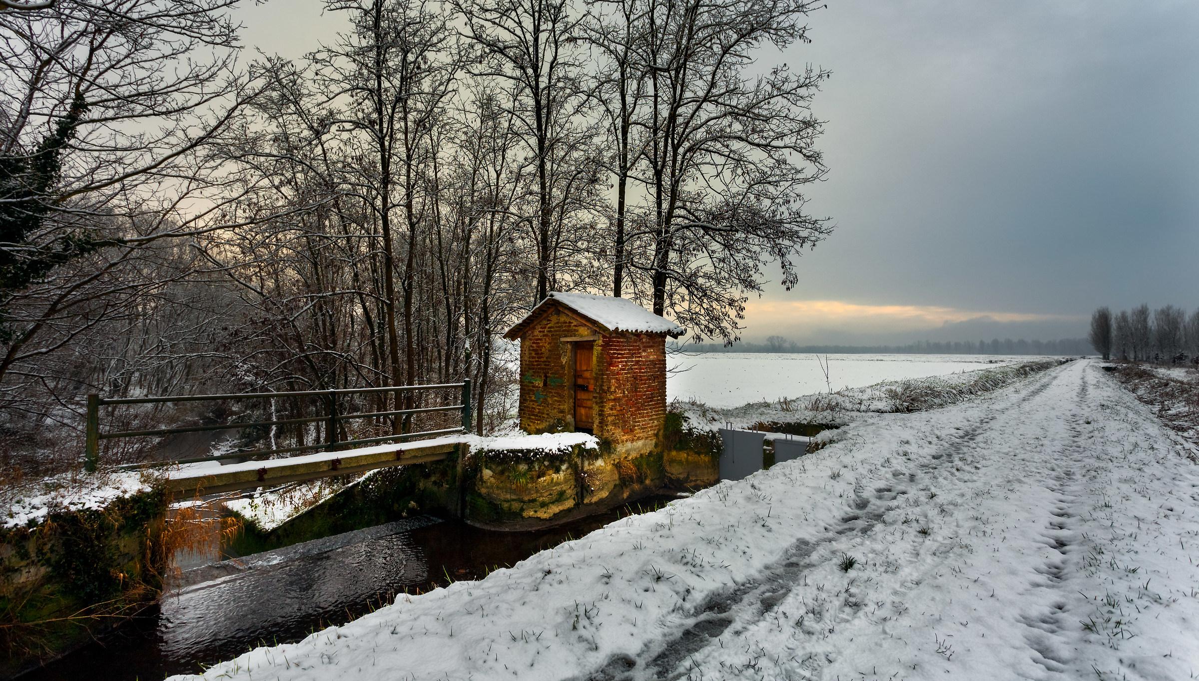 colori invernali...