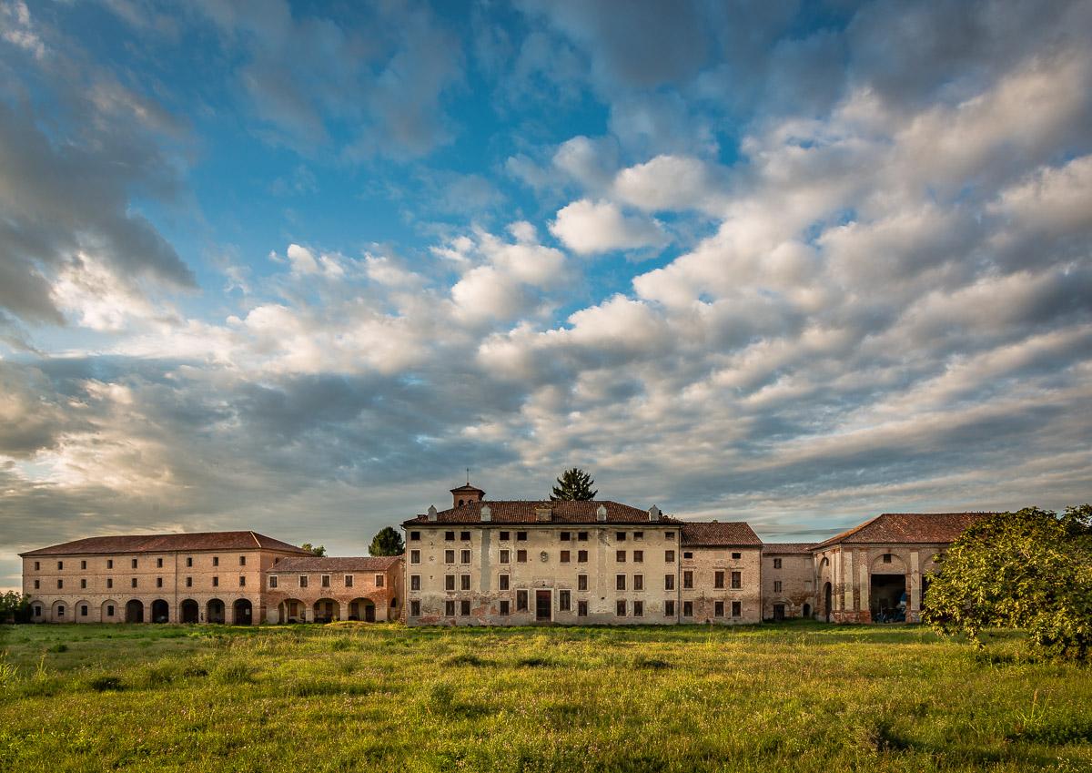 Villa Giustiniani called Cà Venezze...