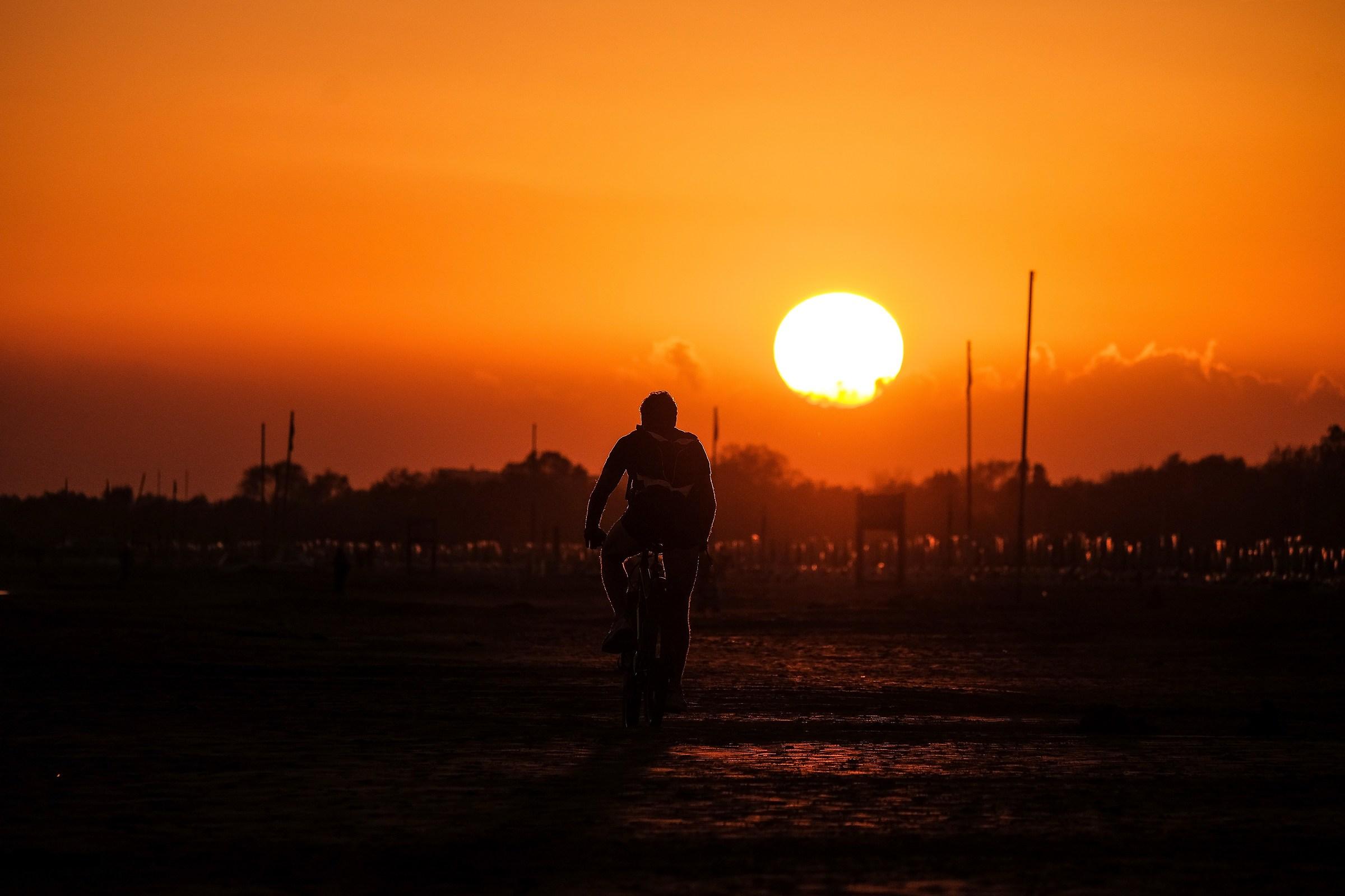Verso il sole...