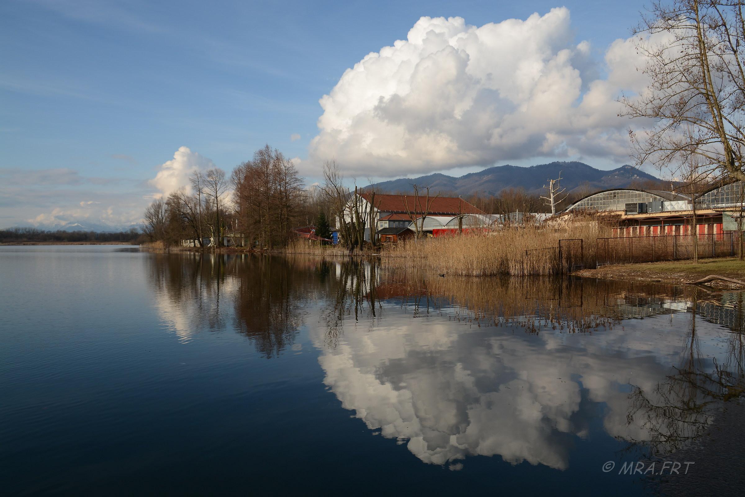 Lake Varese -Riflessi...