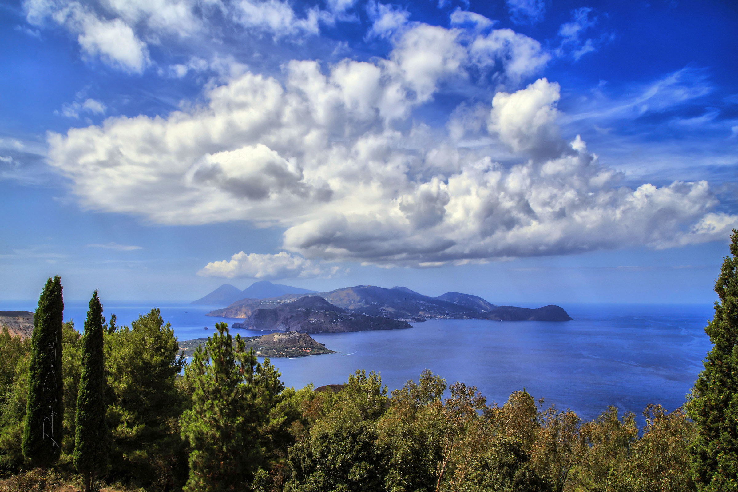 _ Lipari Aeolian Islands...