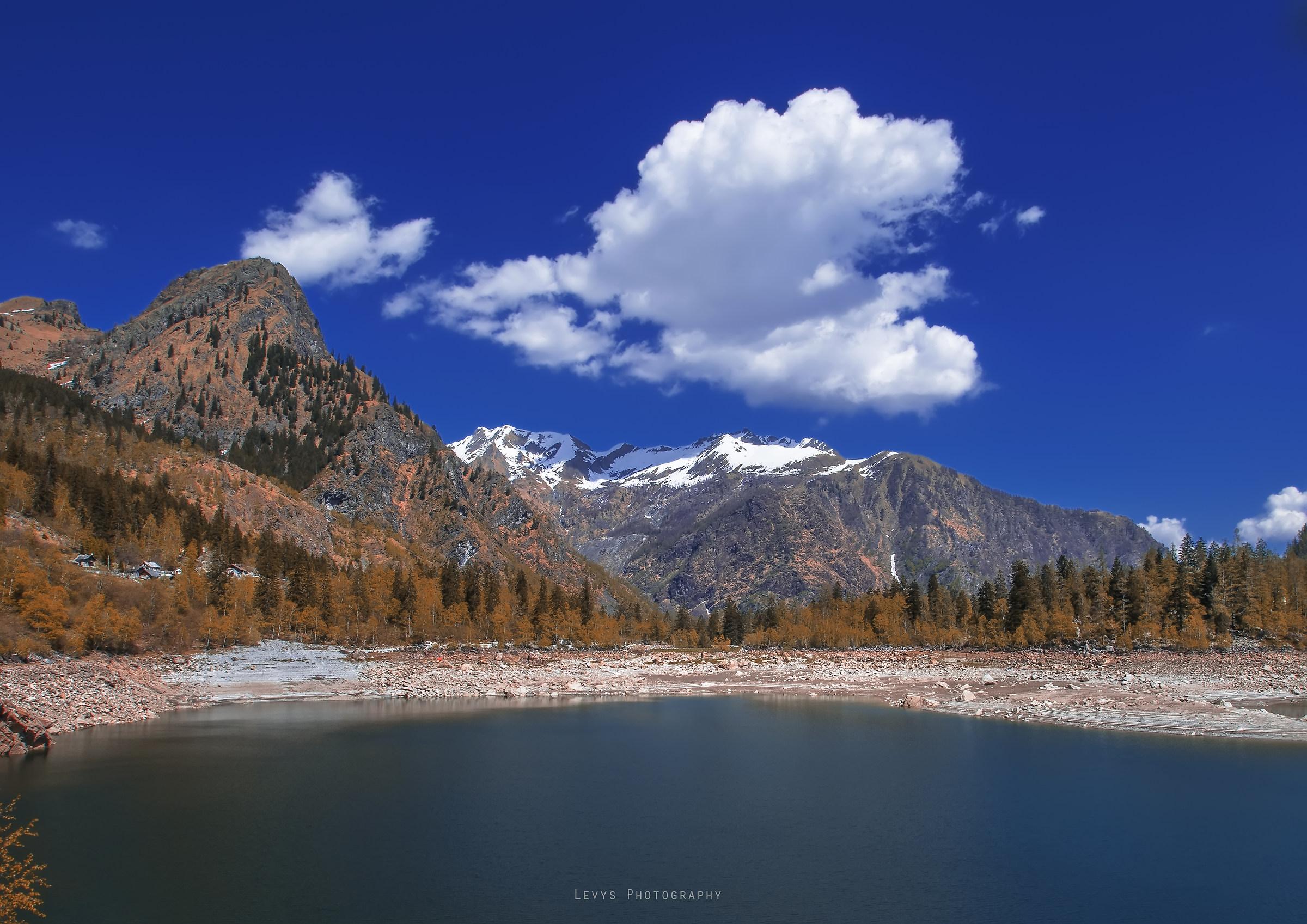 natura meravigliosa e affascinante...