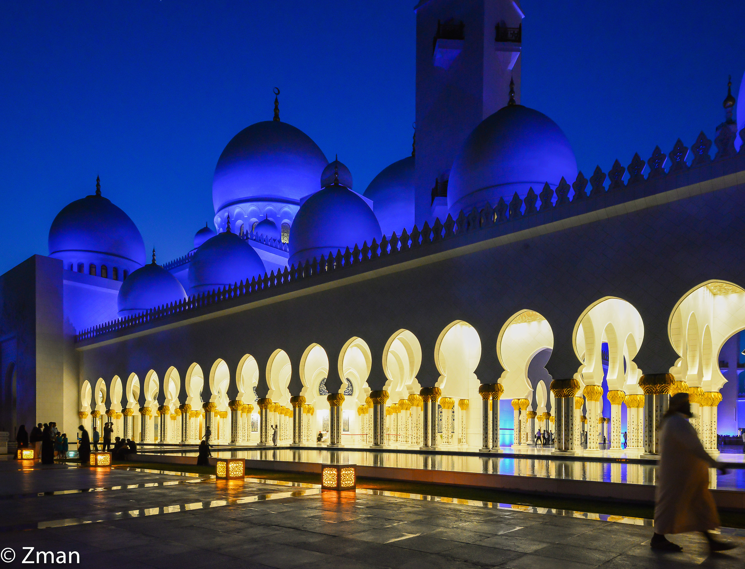 Shk Zayed Grand Mosque...