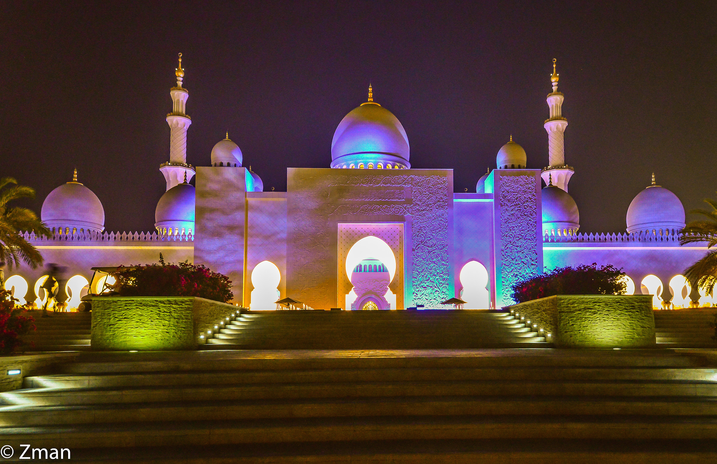 Shk. Zayed Grand Mosque...