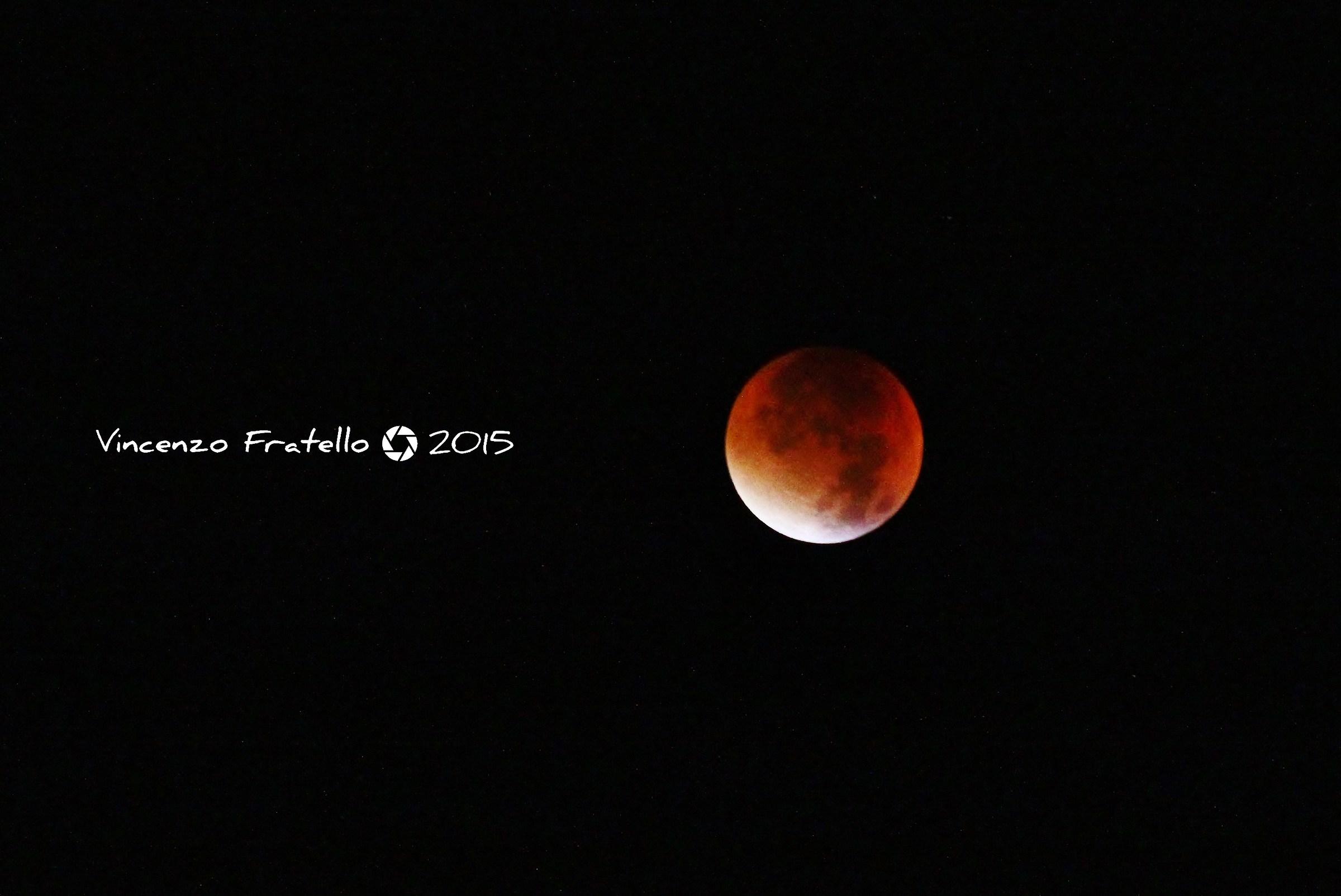 Eclissi di Luna in Perigeo...