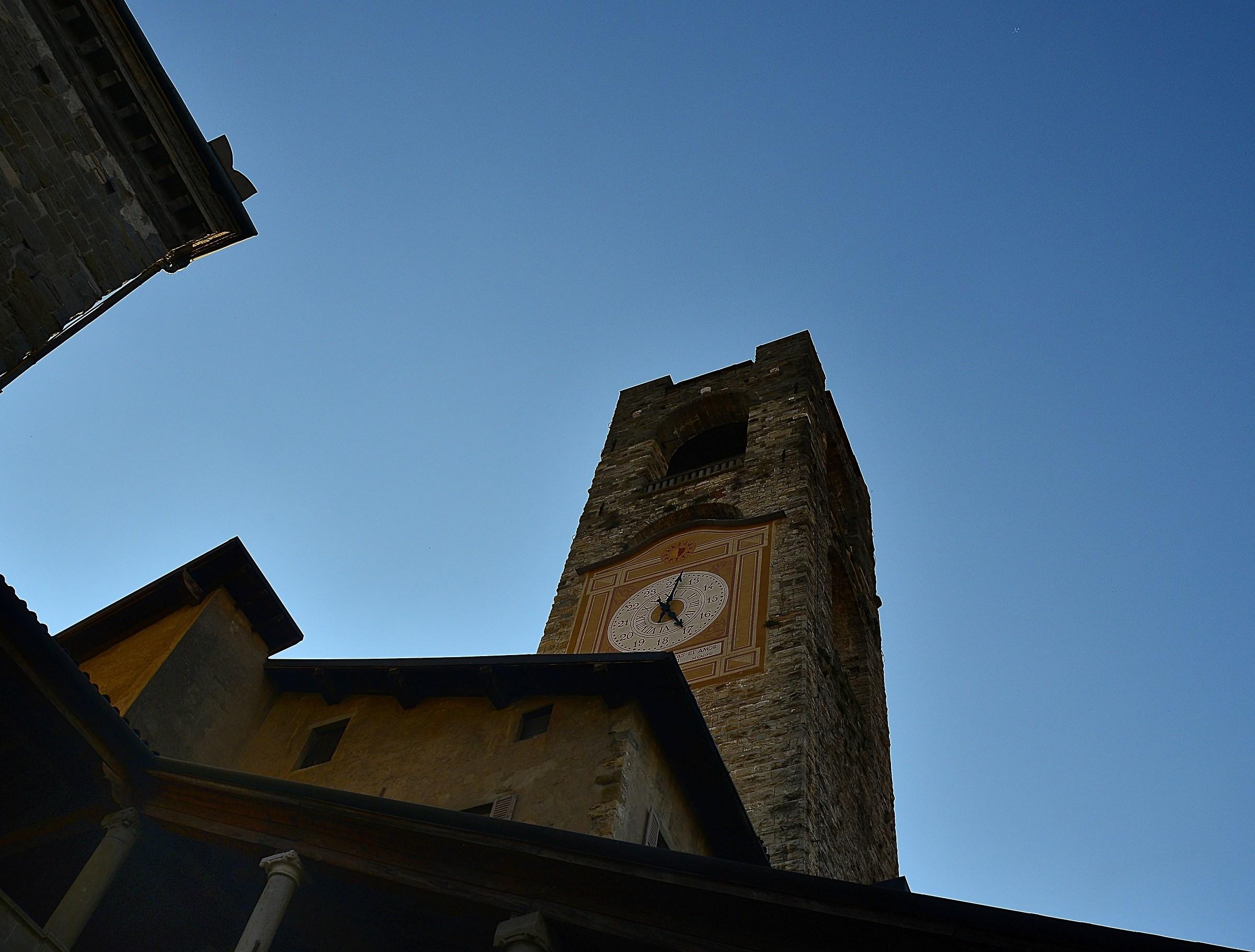 Bergamo High City Tower...