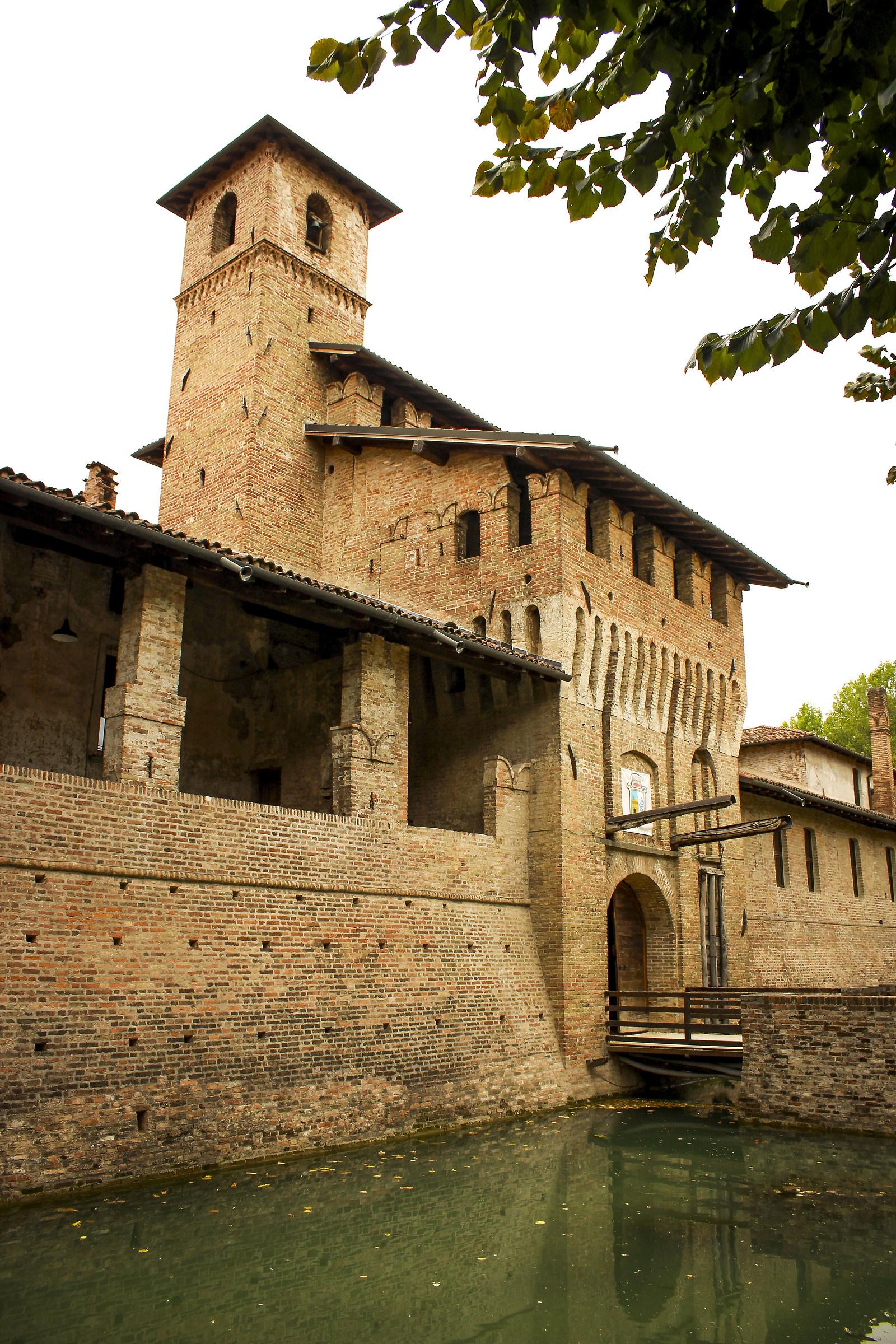 Castle Pagazzano...