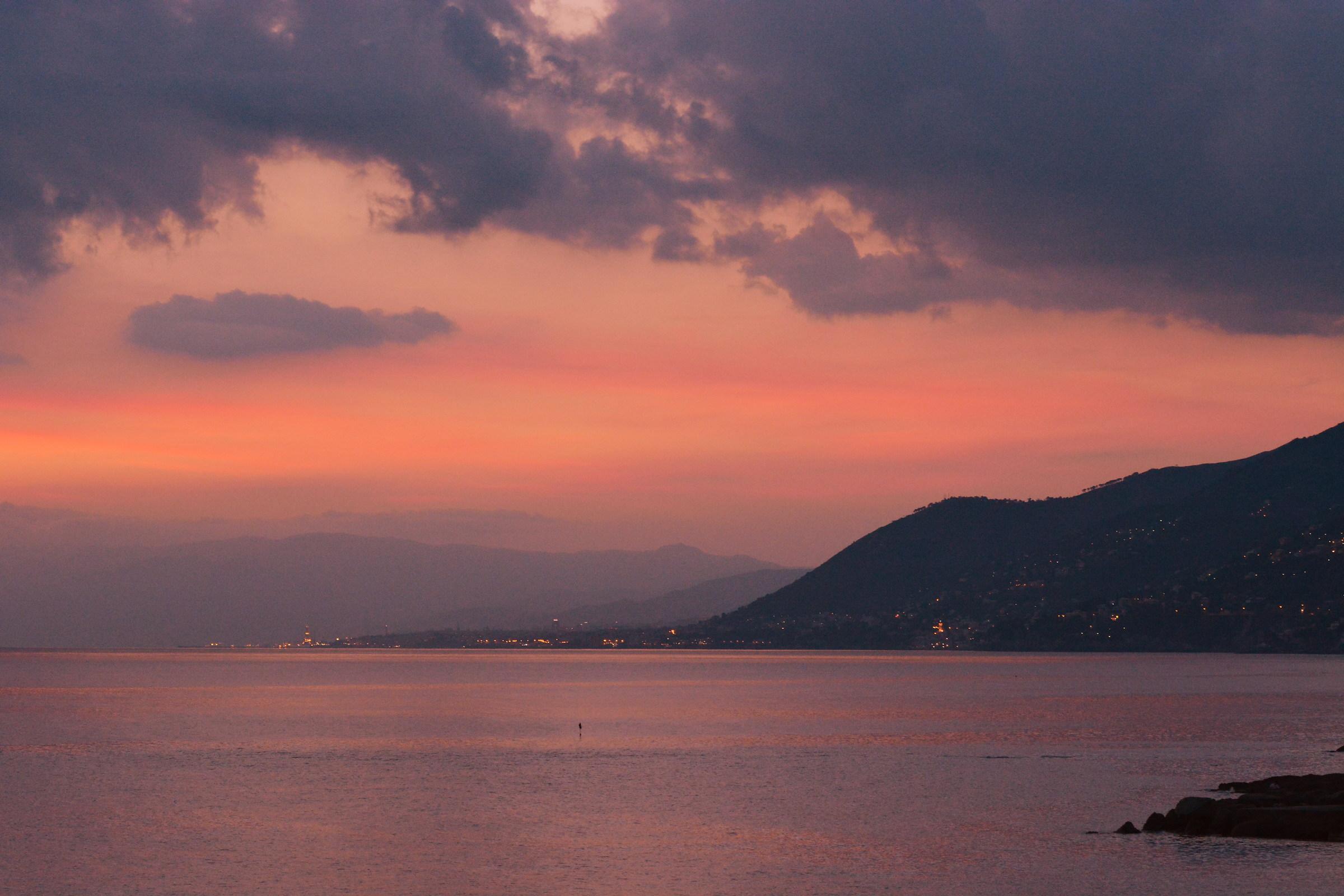 silenzio: parla il mare...