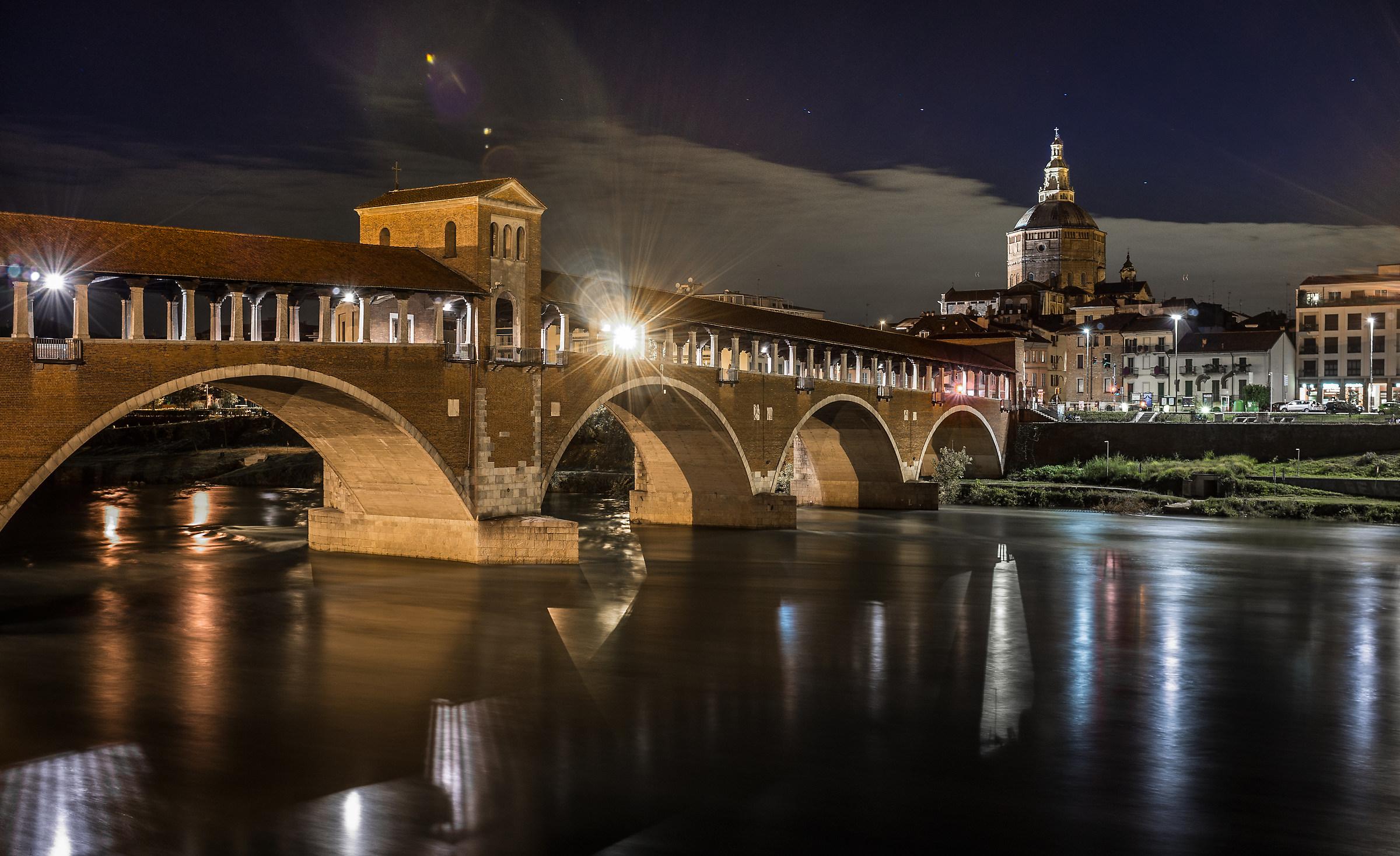 Pavia-Ponte Coperto...