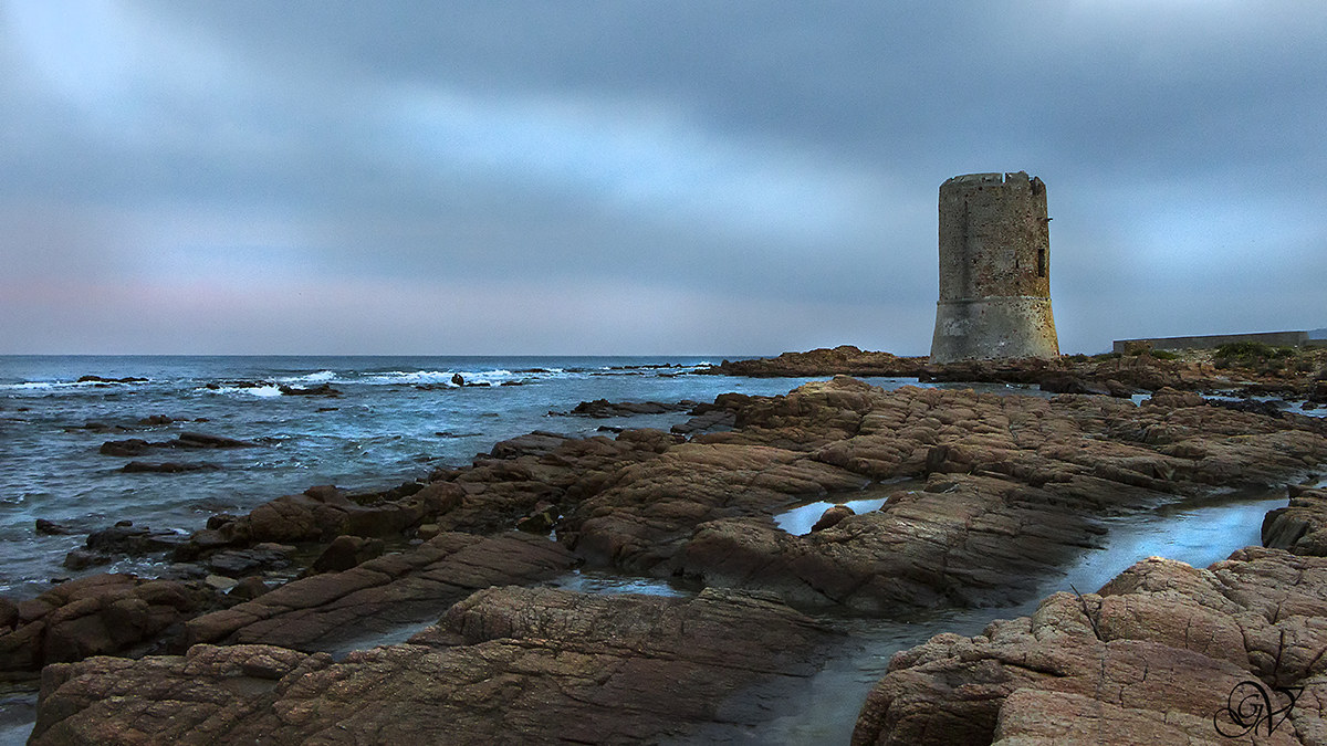 St. John the tower (the cove)...