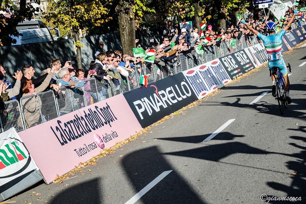 Tour of Lombardy 2015 - Vincenzo Nibali...