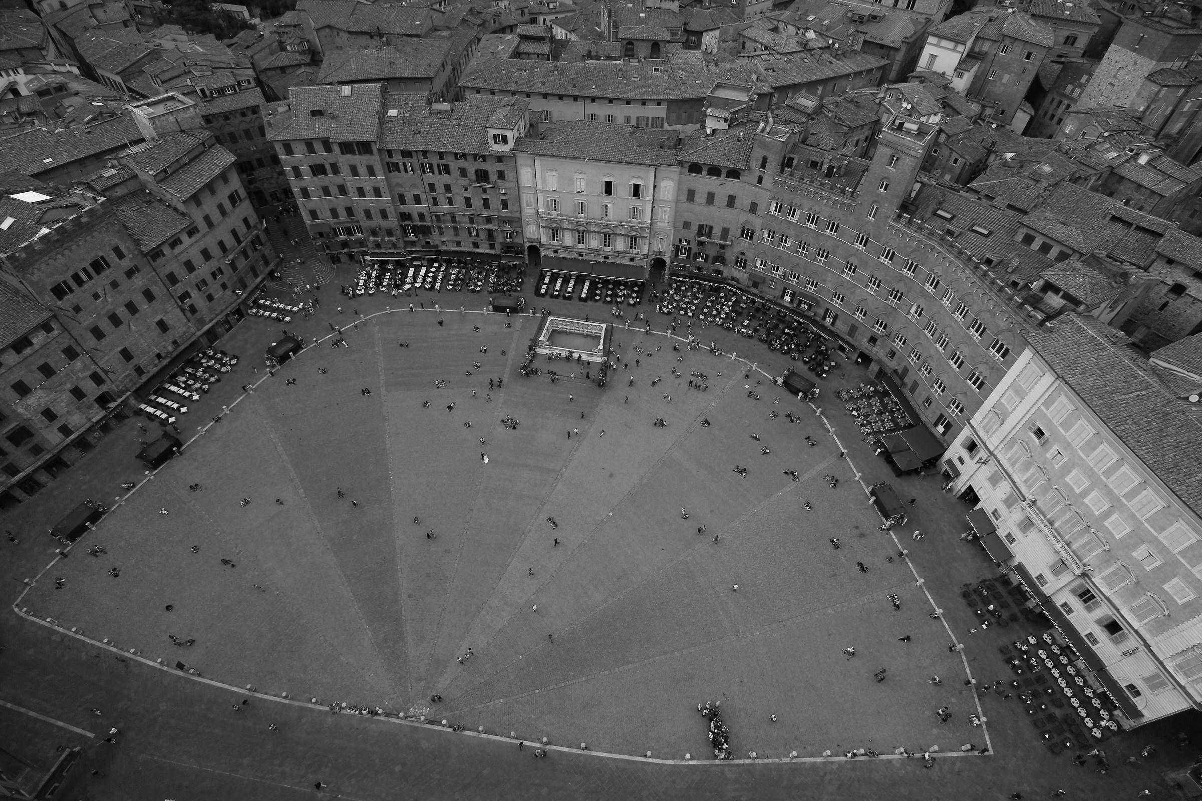 Piazza del Campo...