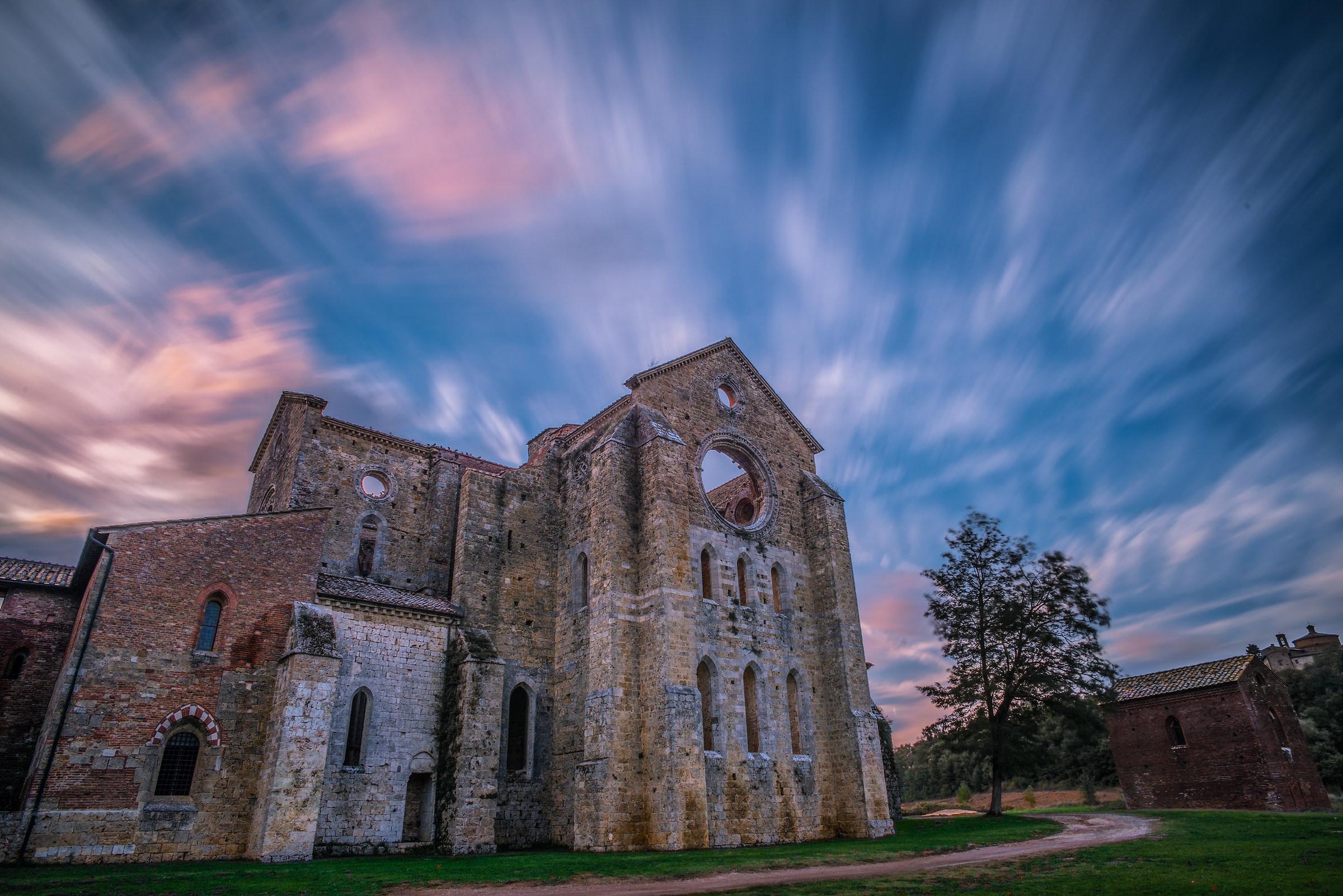 Abbey of San Galgano...