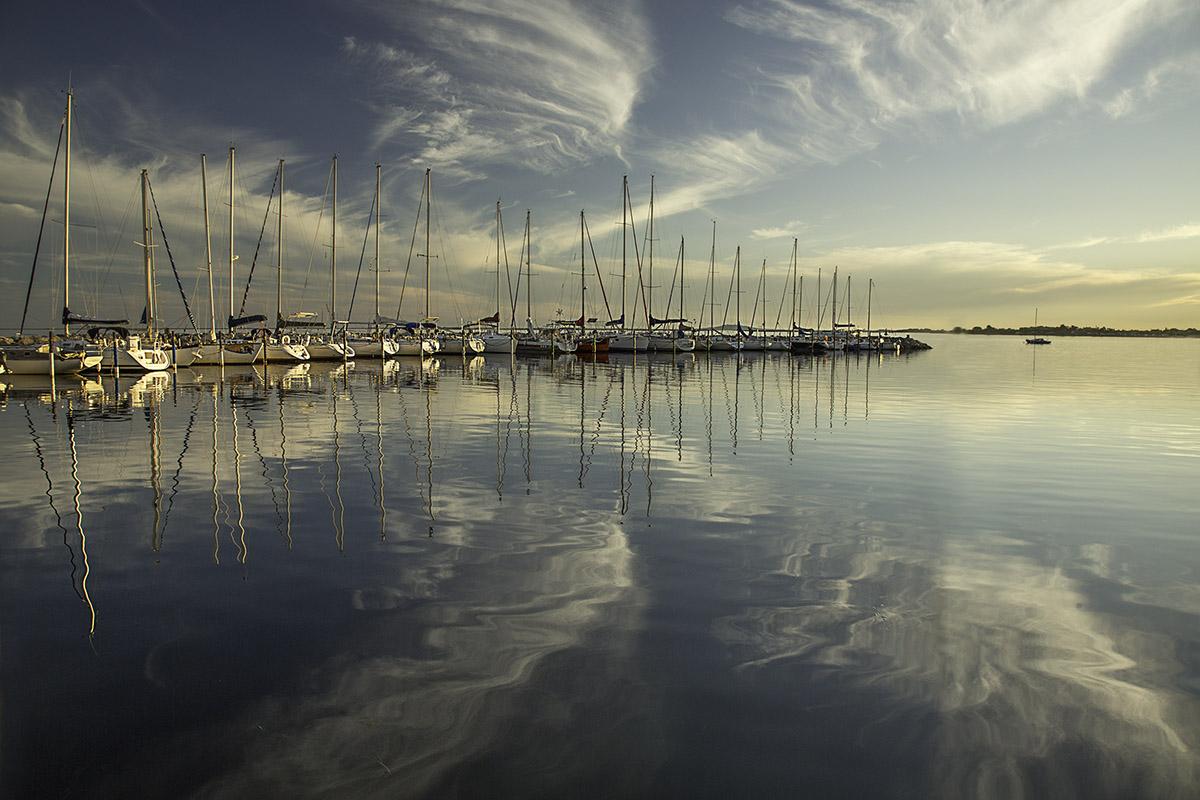 port of Meze...
