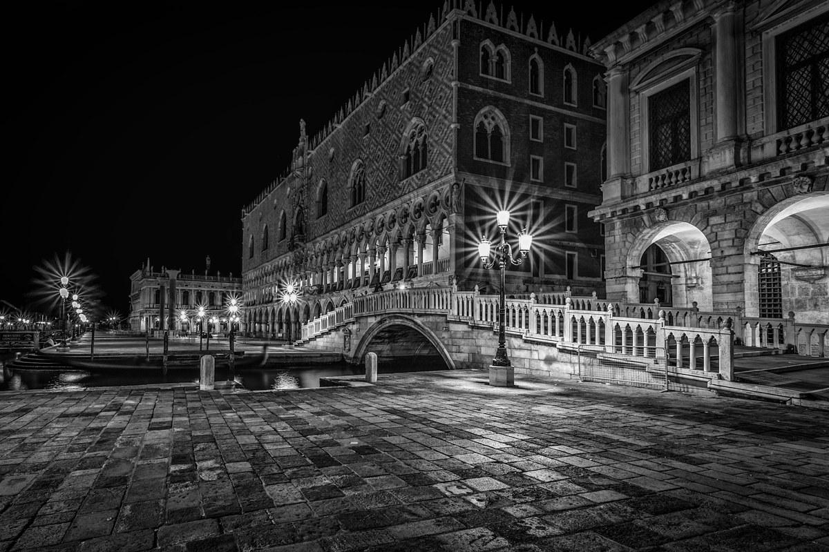 Venezia deserta...