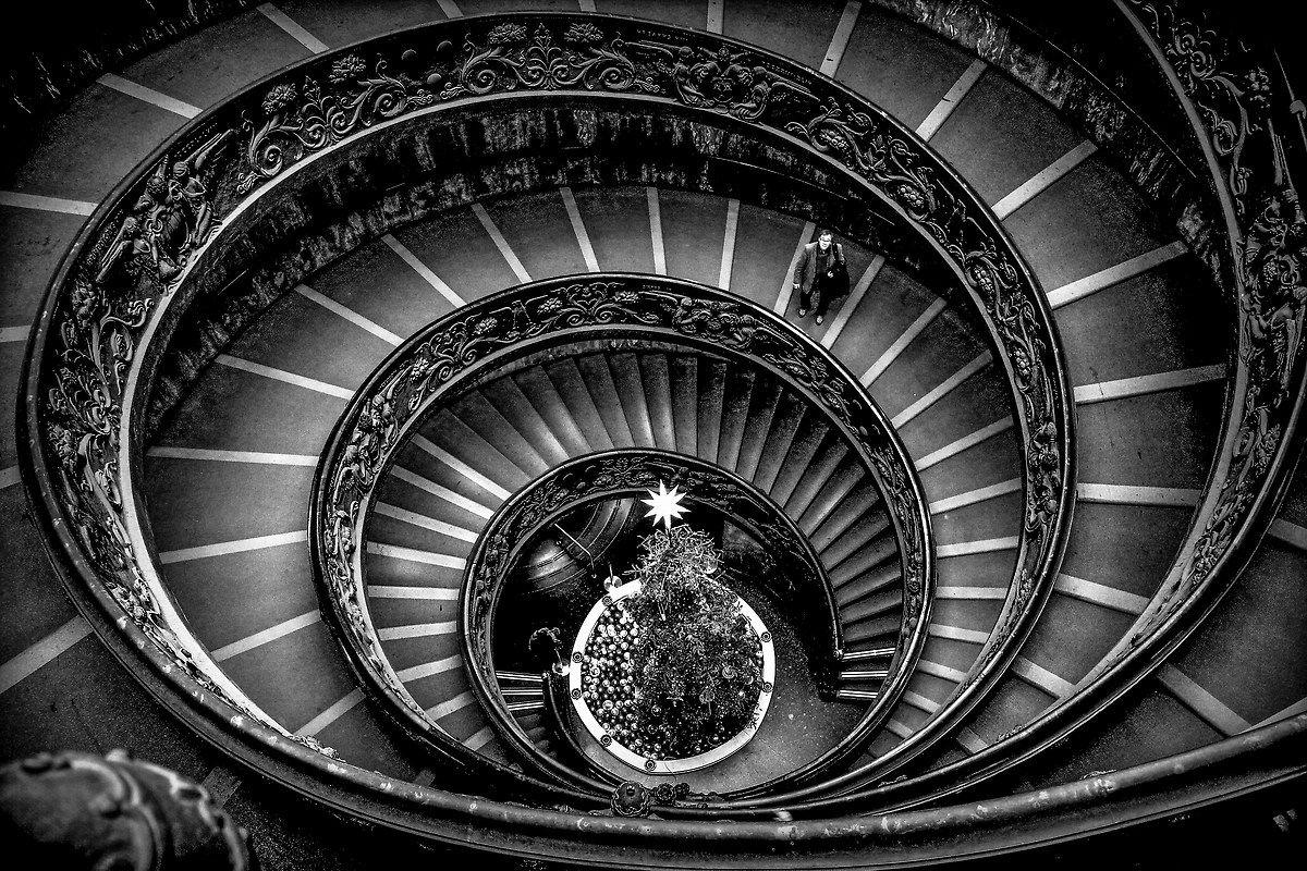 The vortex...