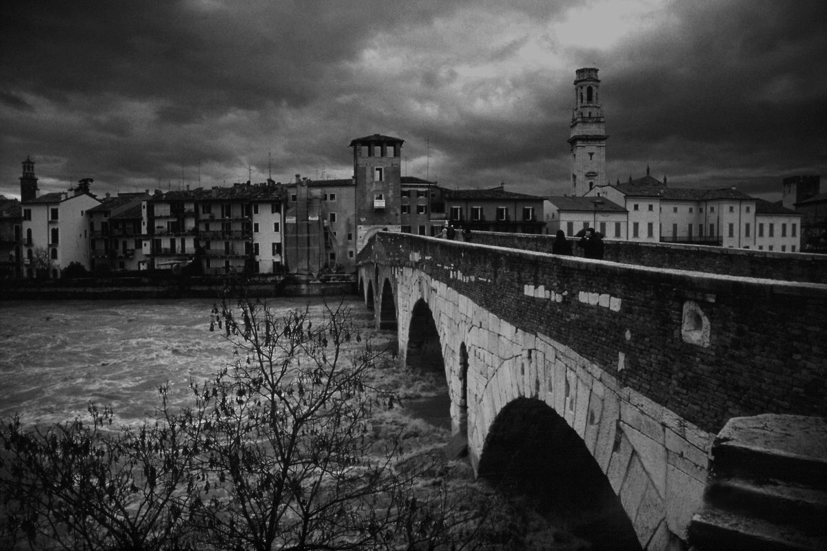 Vecchio ponte...