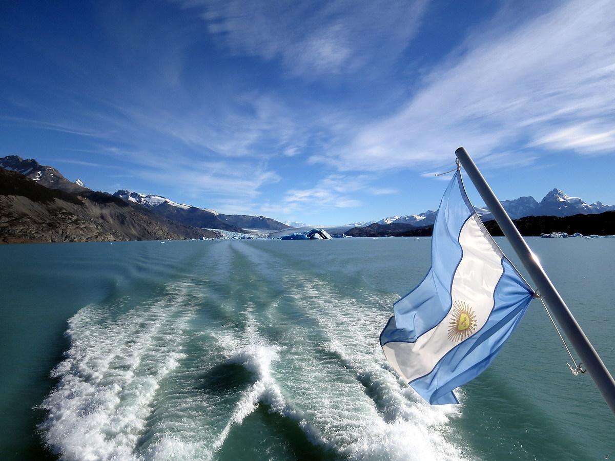 Lago Argentino...
